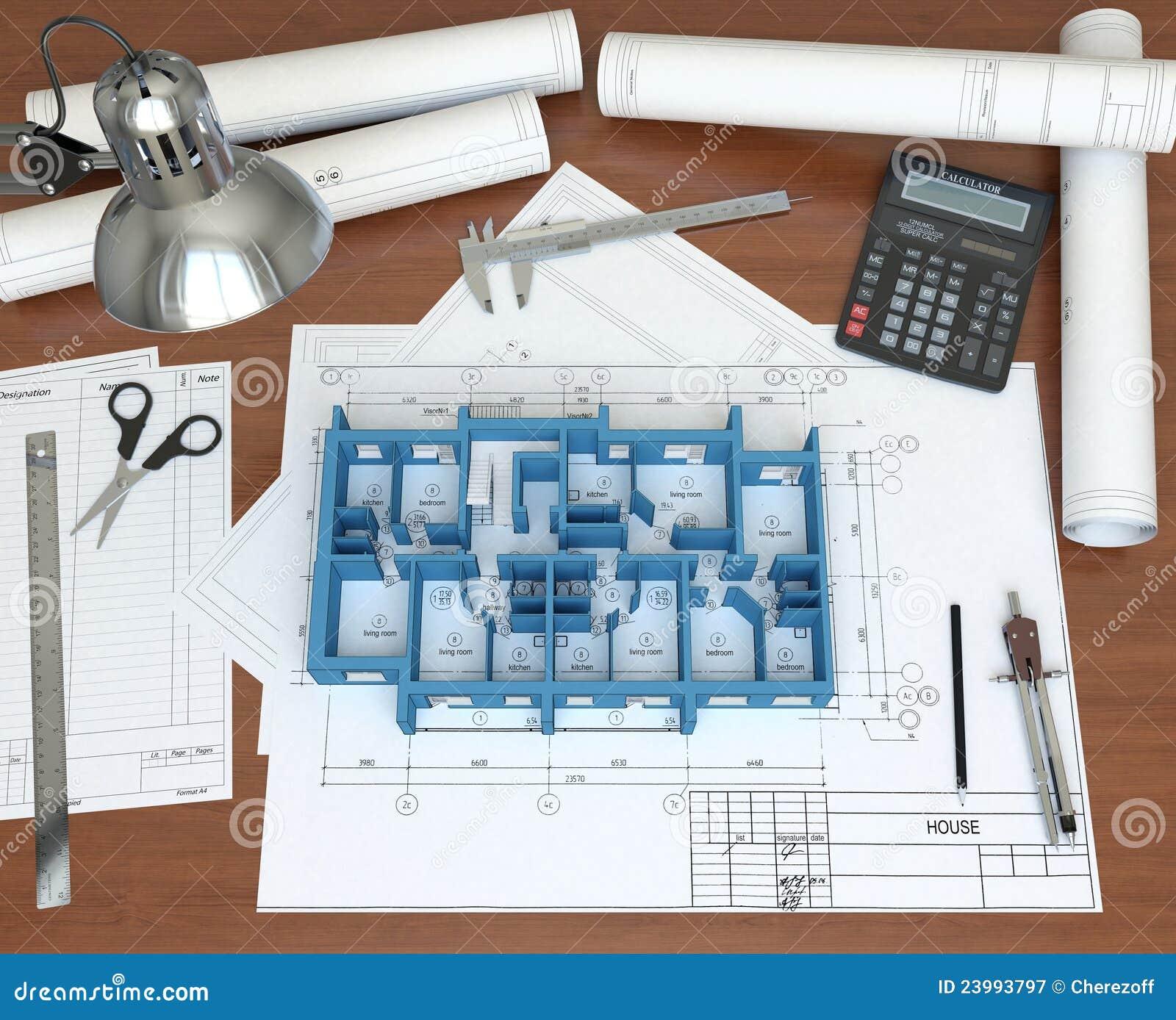 Casa modelo 3d en el arquitecto de escritorio for Modelo de casa en 3d