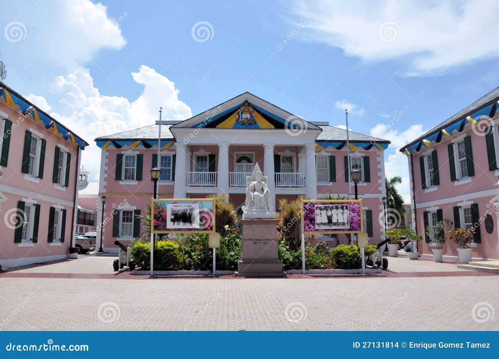 Casa Nassau del gobierno