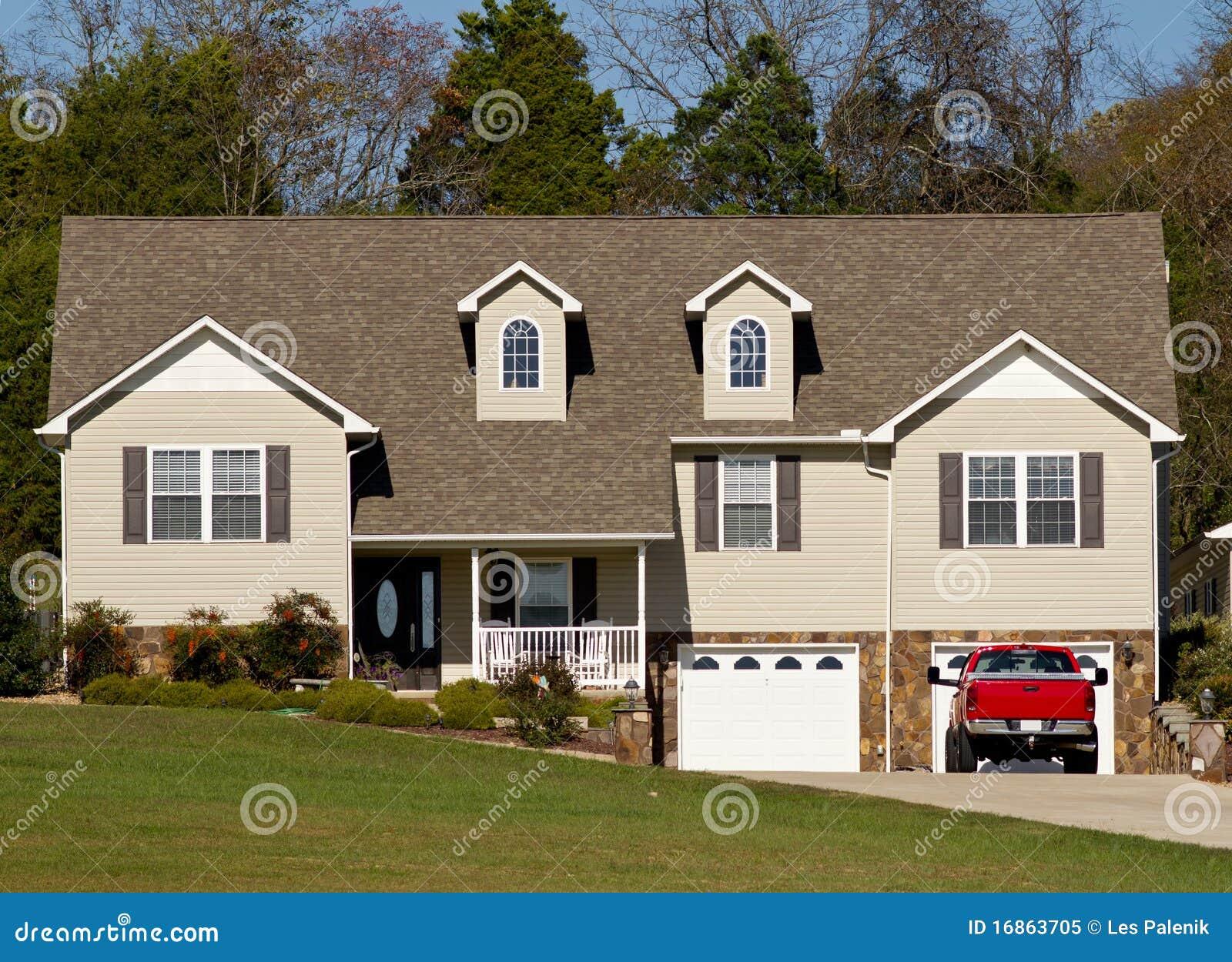 Casa no país