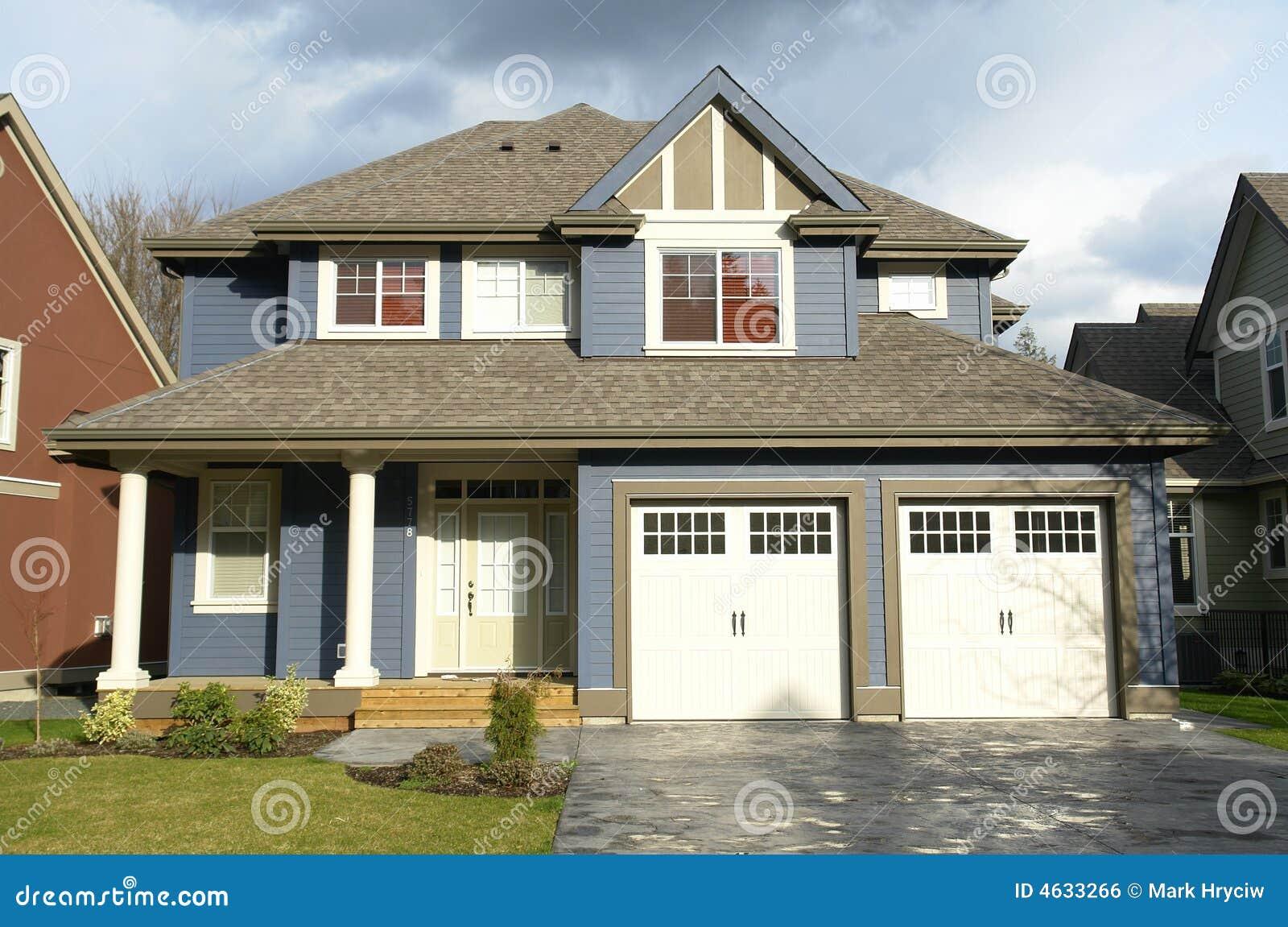 Casa nova da HOME dos bens imobiliários