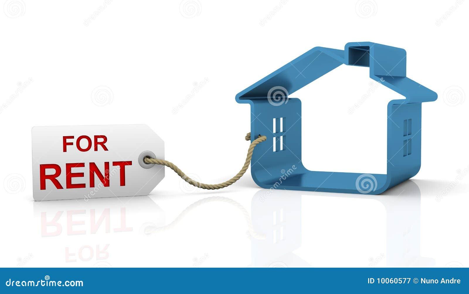 Casa para o aluguel