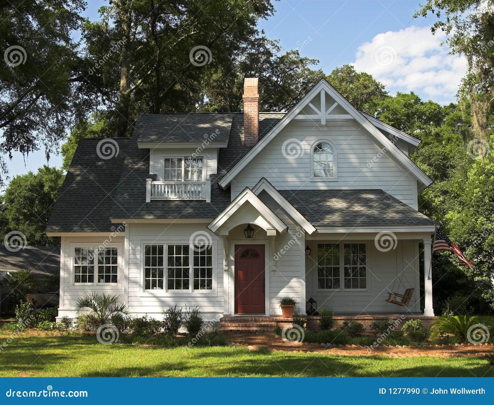 casa perfetta fotografia stock immagine 1277990