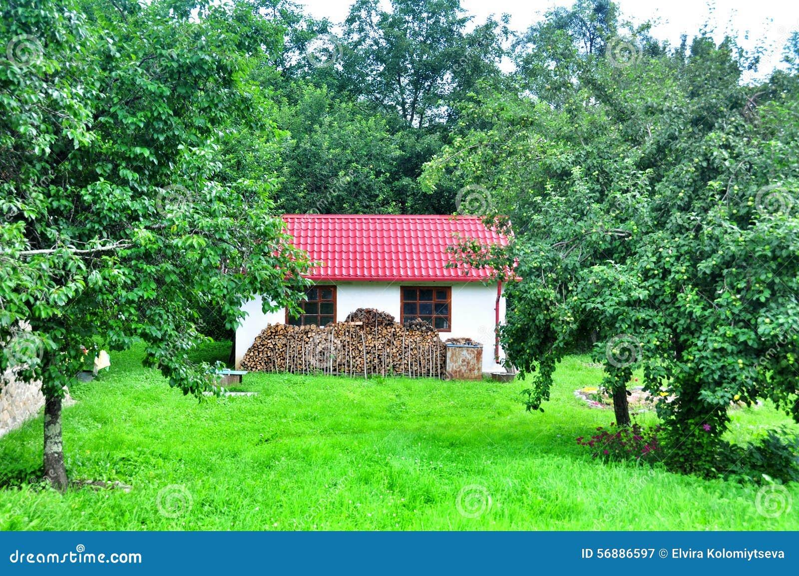 Casa piacevole nel villaggio