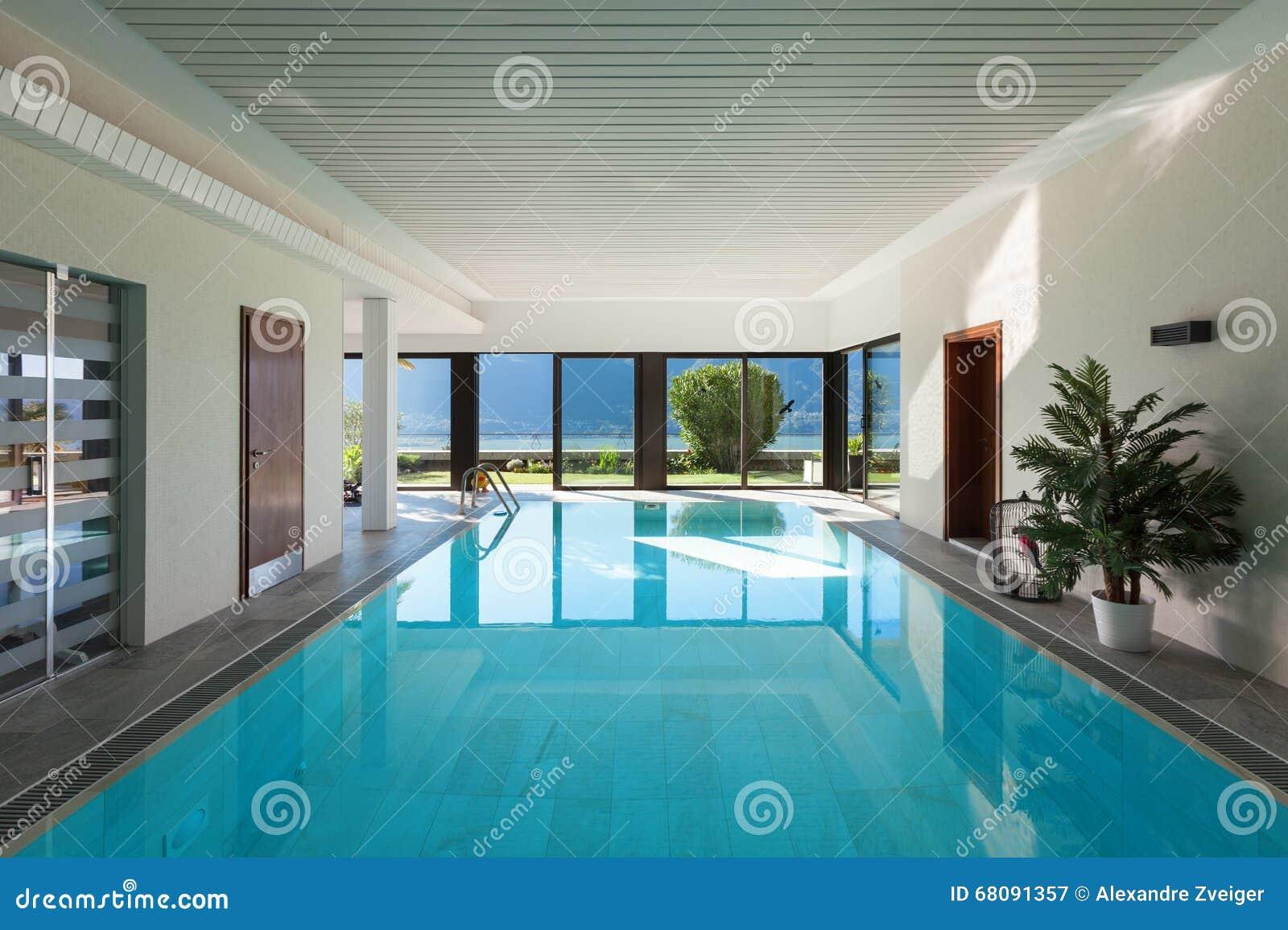 Casas con piscina interior el castaeu piscina interior - Casas con piscina interior ...