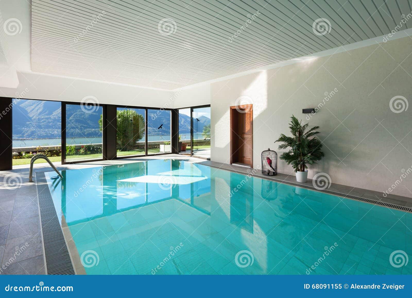 Piscina interna casa simple per chi intende realizzare una piscina interna di soluzioni ce ne - Piscina interna casa ...