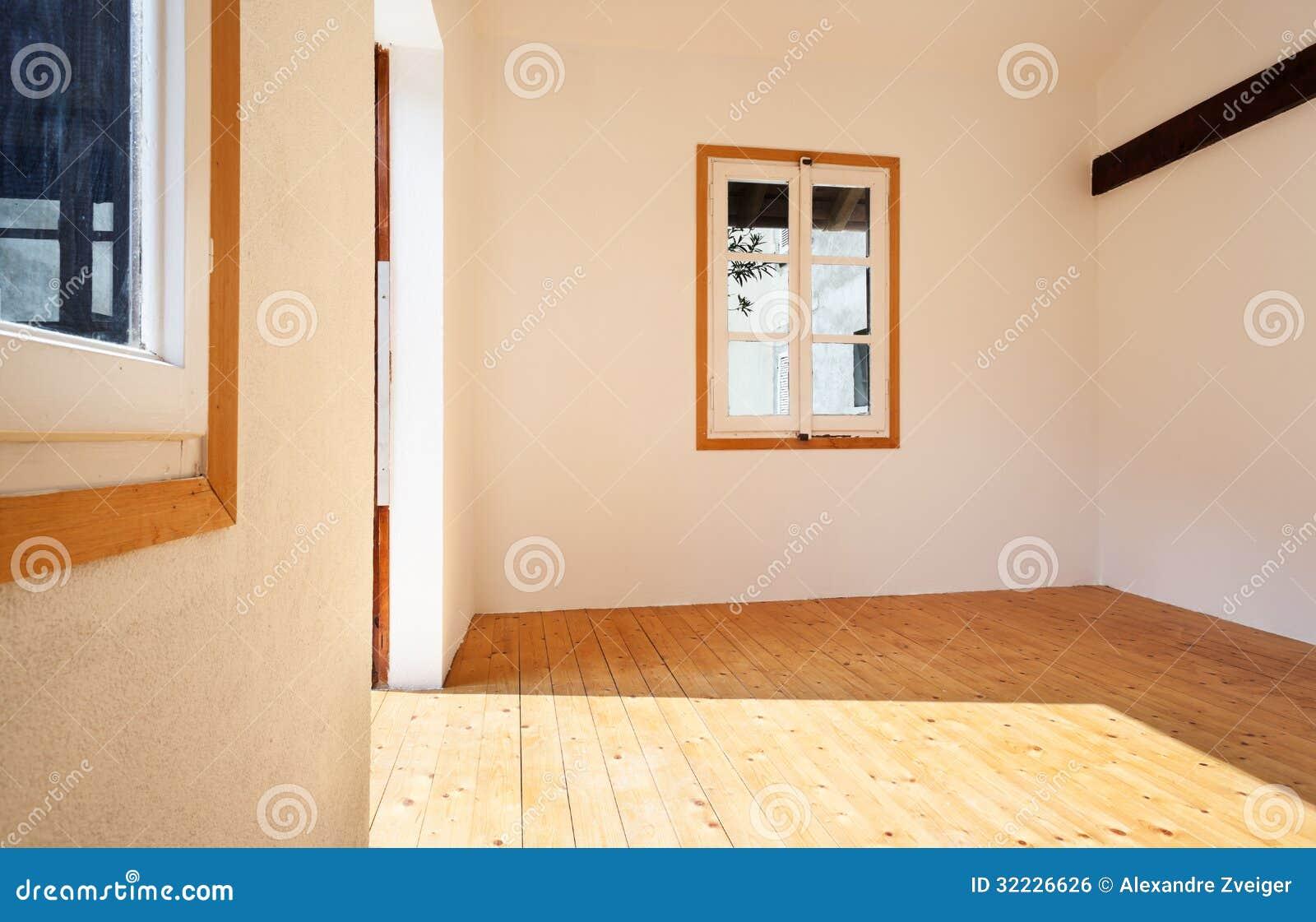 Download Casa rústica interior foto de stock. Imagem de arquitetura - 32226626