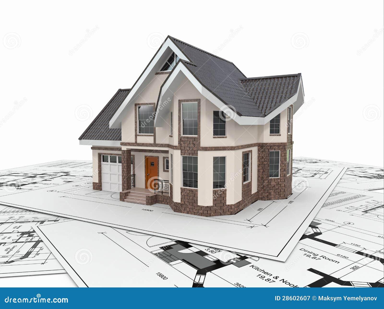 Casa residenziale sulle cianografie dell 39 architetto for Programma x arredare casa