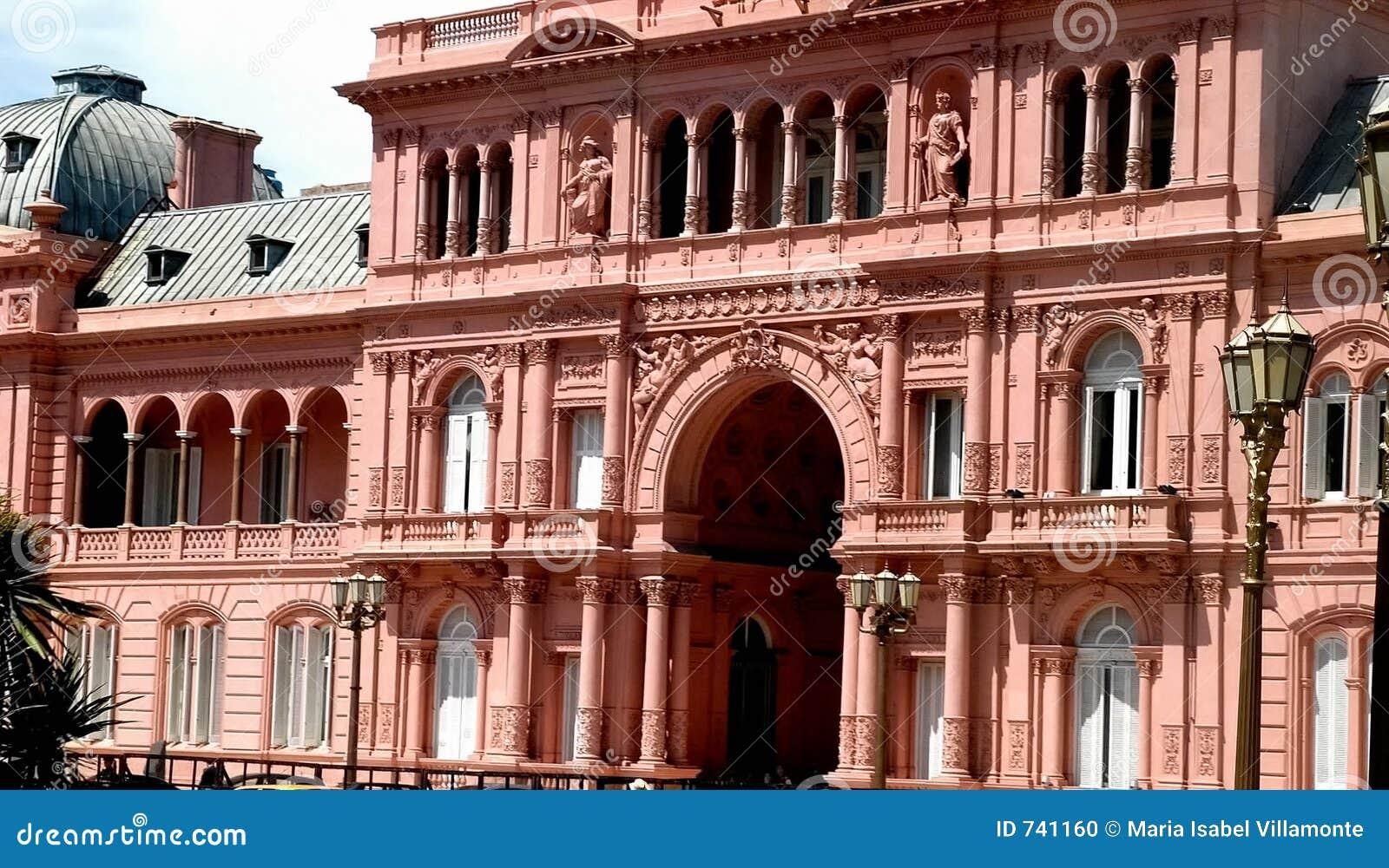 Casa rosada argentina stock photo image 741160 for Casa argentina