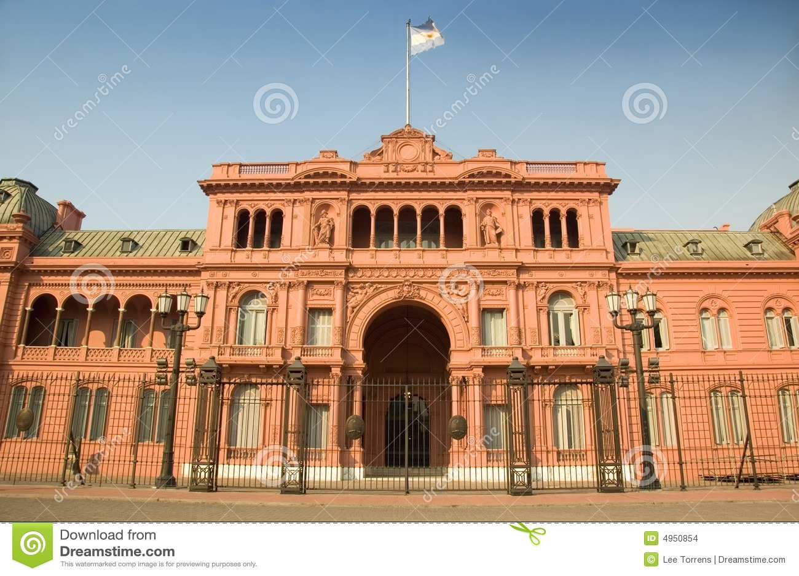 Casa rosada buenos aires argentina stock photo image for Casa argentina