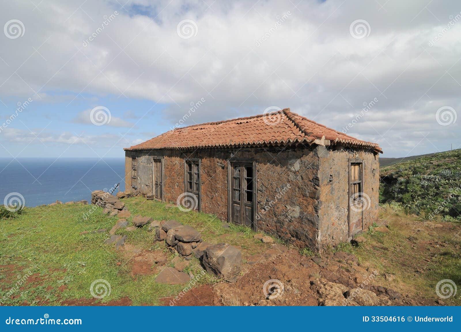 Casa rural antiga imagem de stock royalty free imagem - Casa rural colmenar de oreja ...