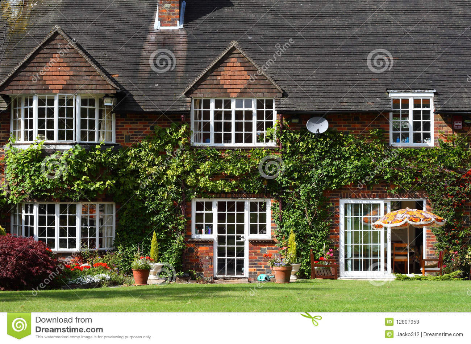 Casa rural inglesa