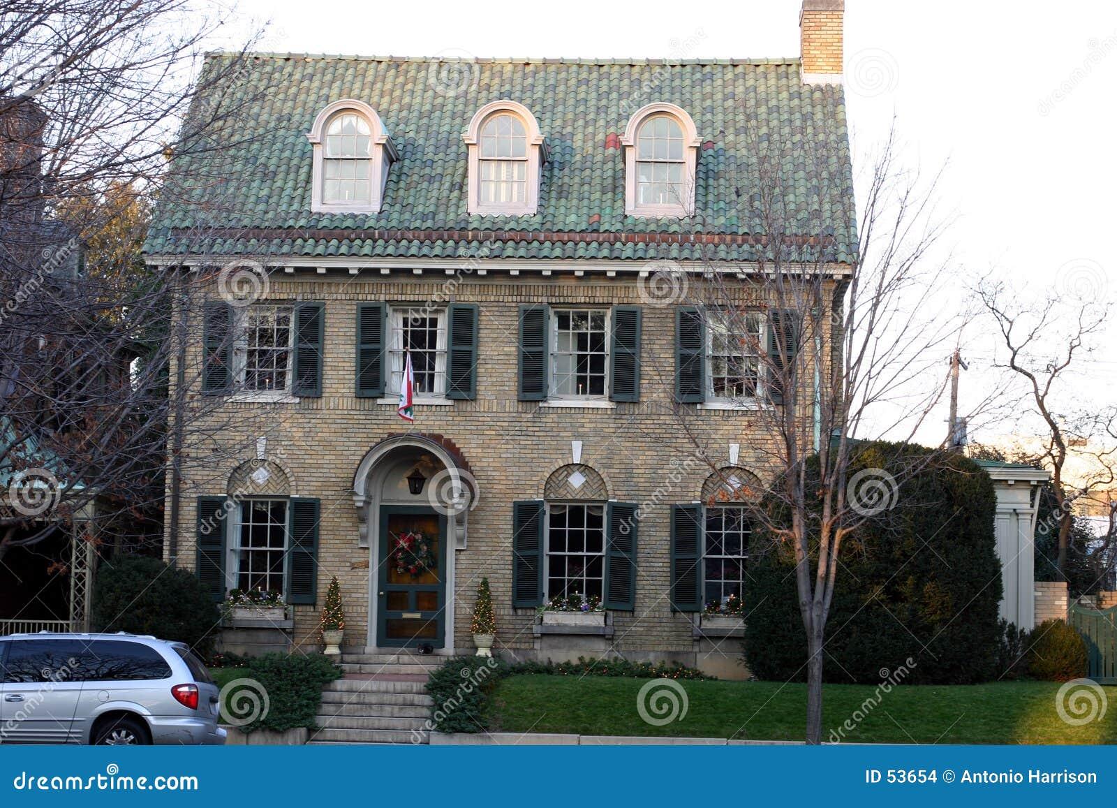 Casa signorile del mattone