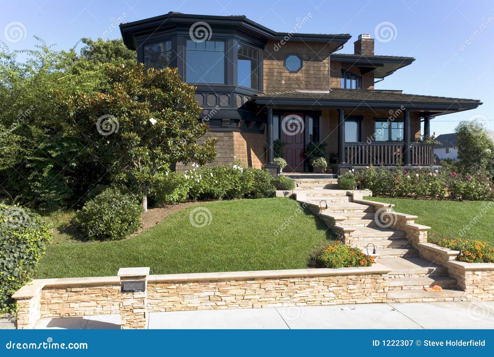 Casa su ordinazione in spiaggia di Newport, CA