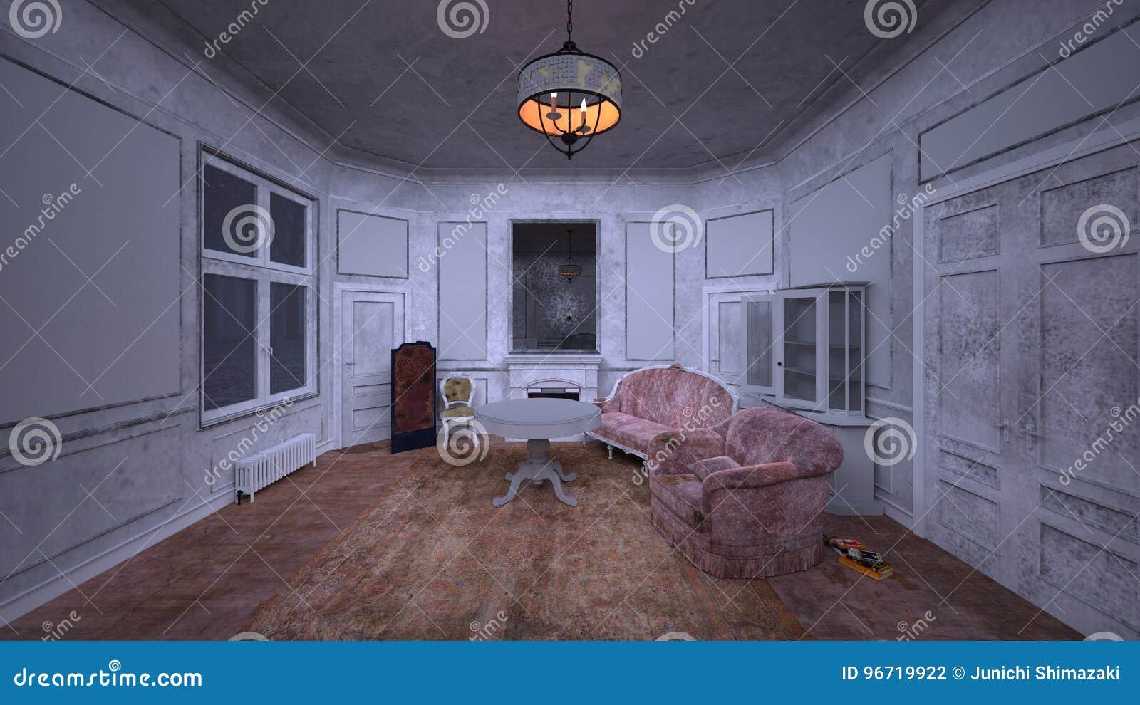 Casa vacante