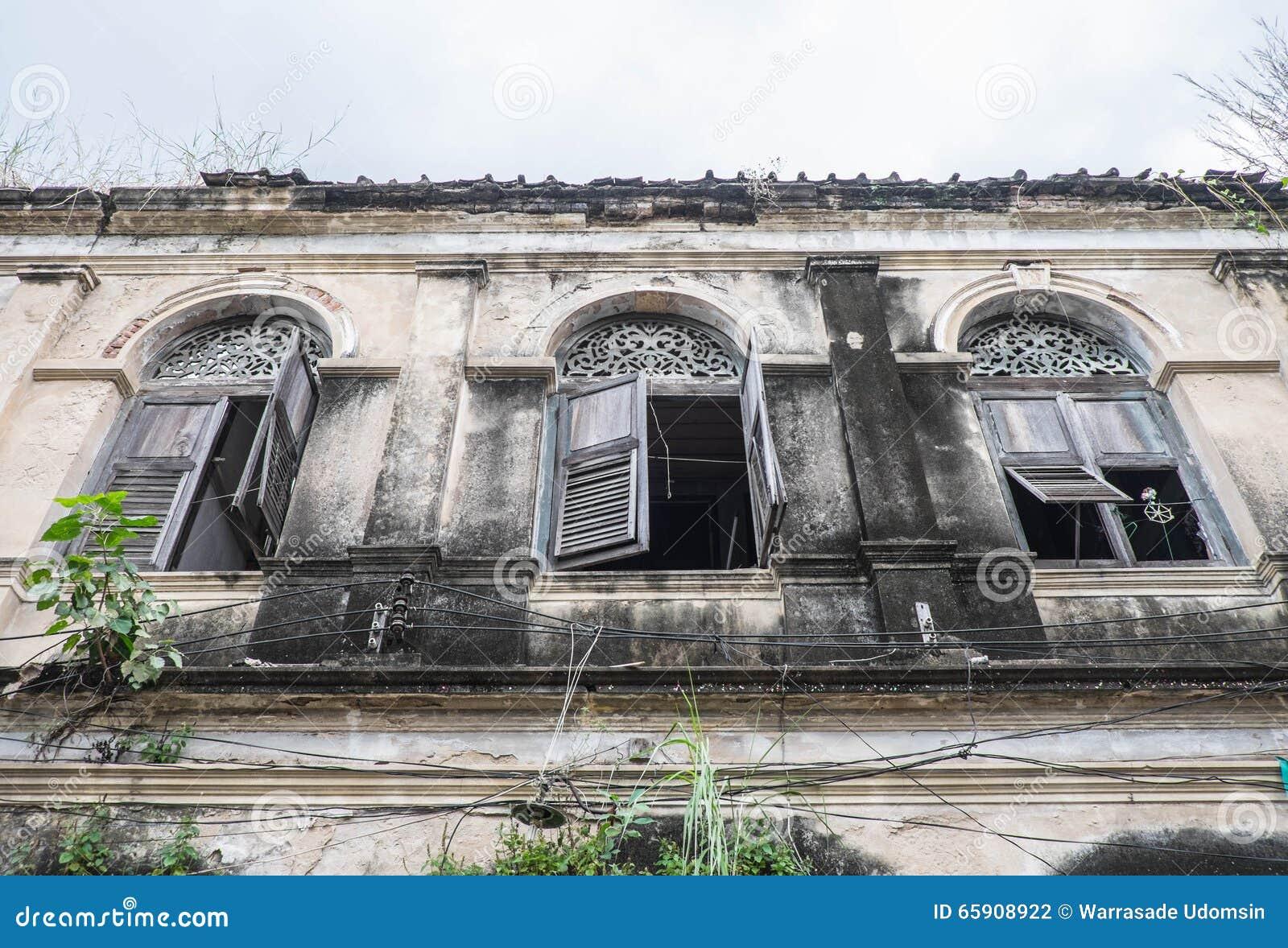 A casa velha de alfândega, Tailândia