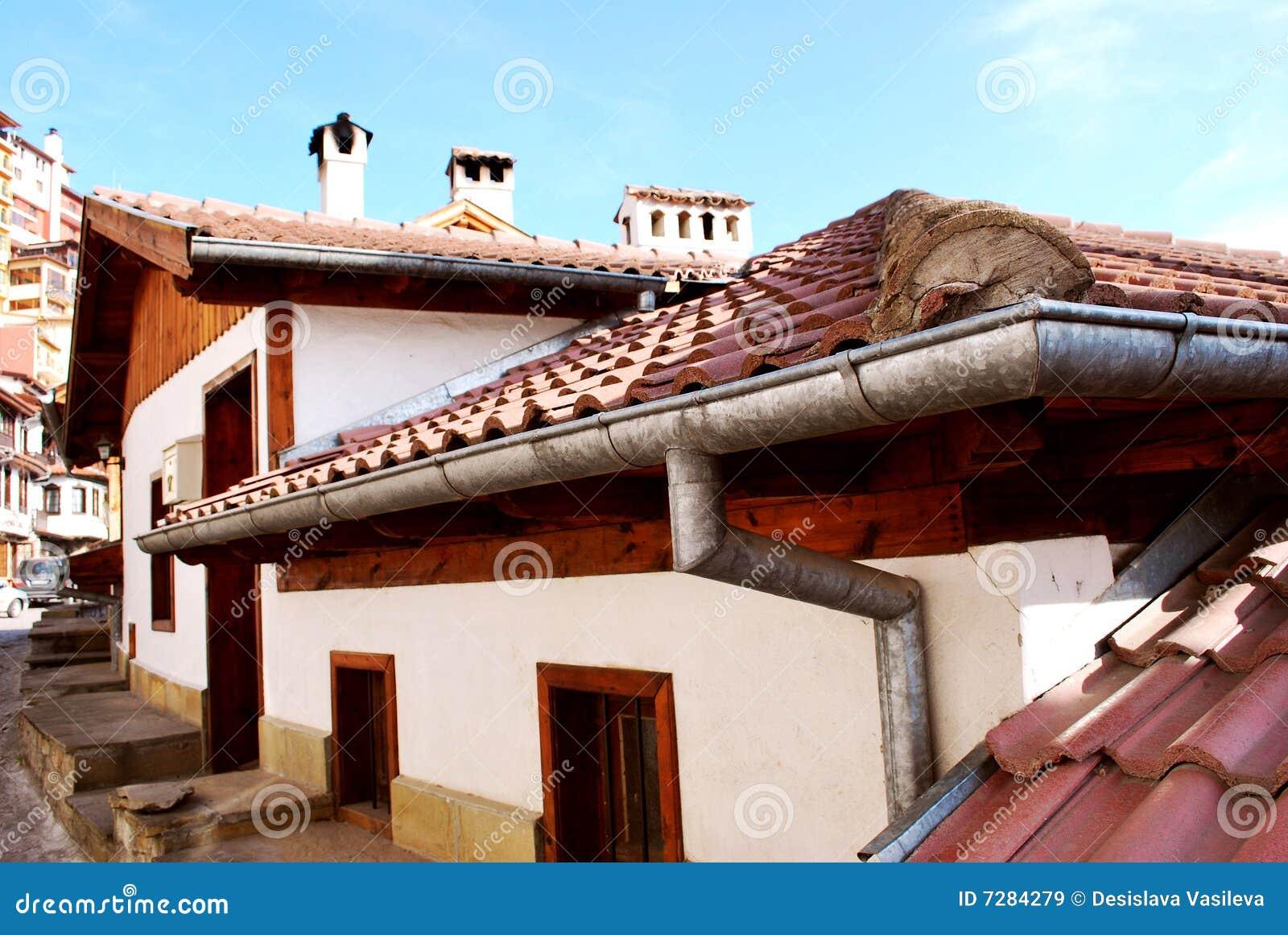 Casa Veliko Turnovo del viejo estilo