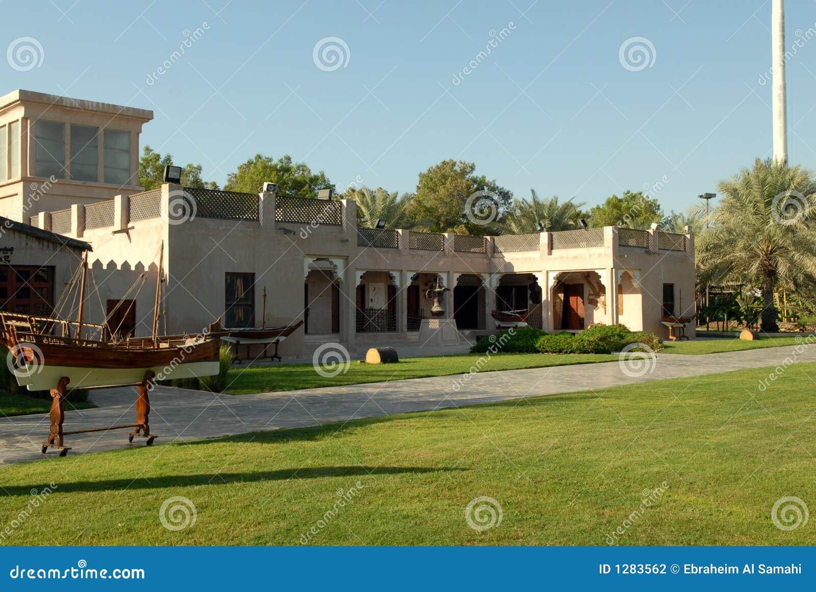 Casa vieja árabe