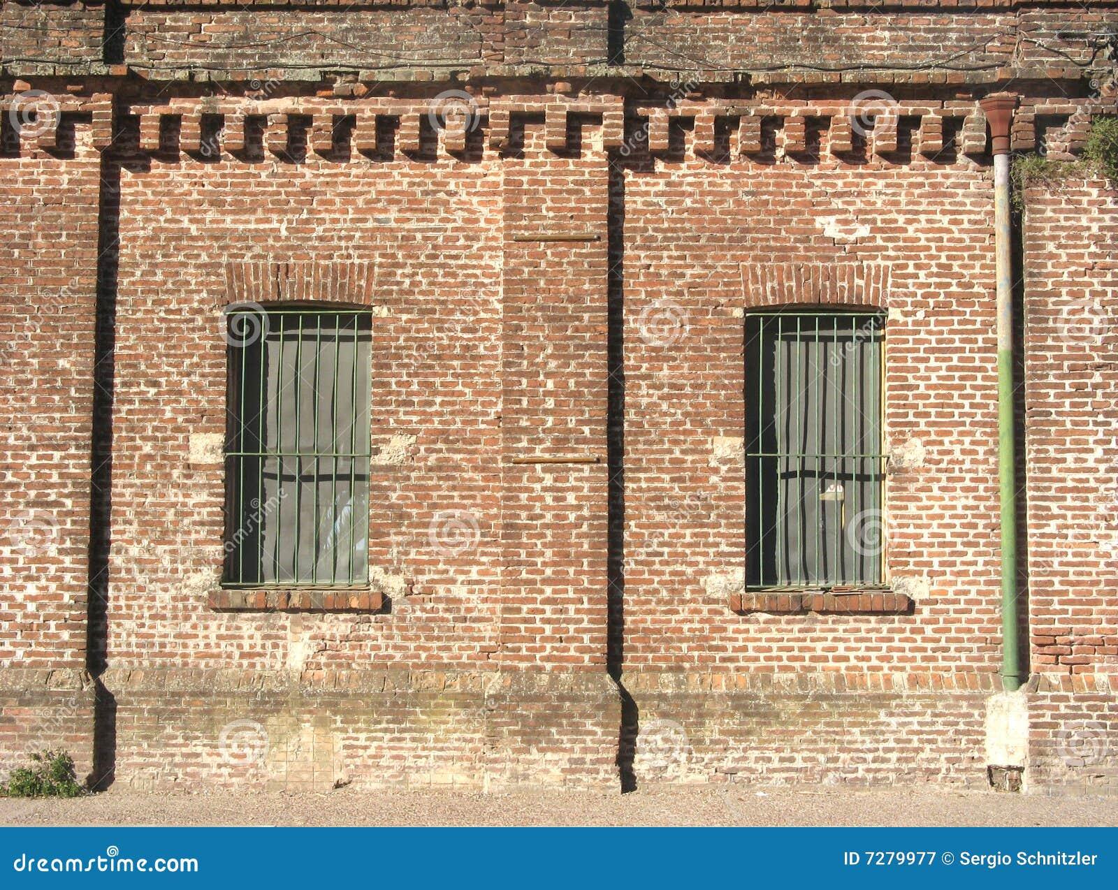 Casa vieja dos Windows