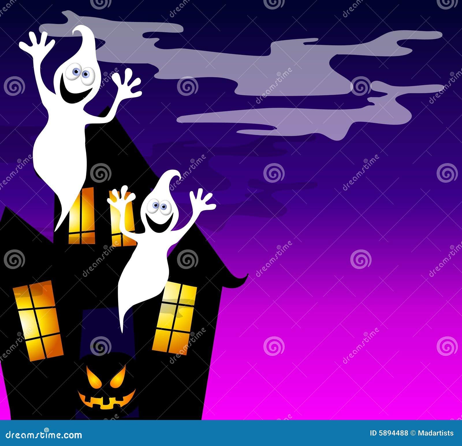 Casa y fantasmas frecuentados 2