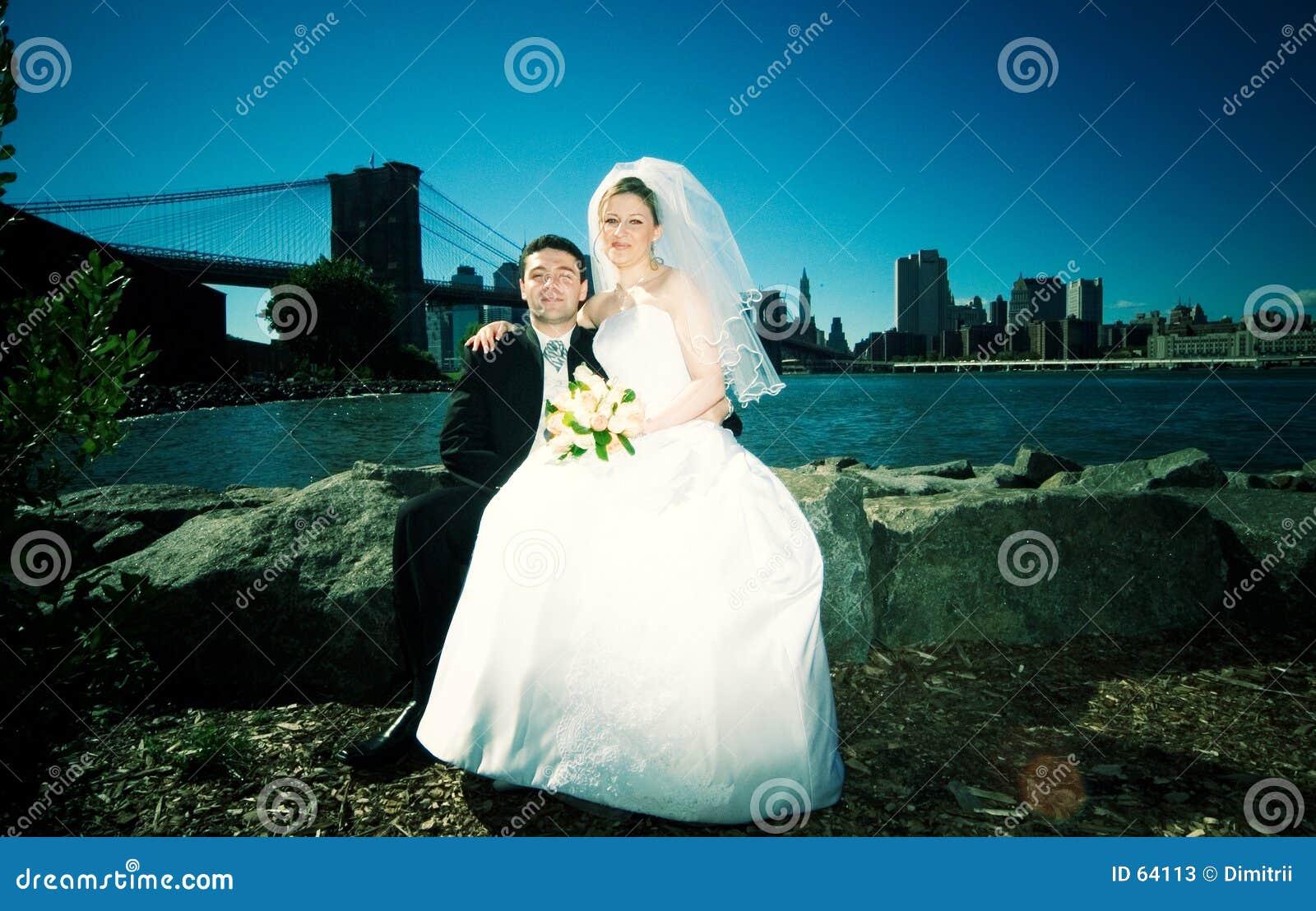Casamento de New York