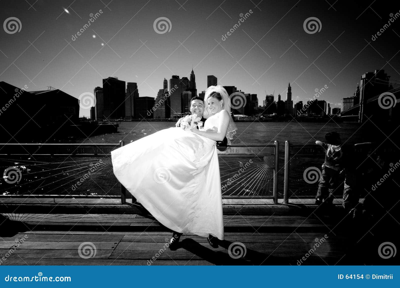 Casamento de New York City