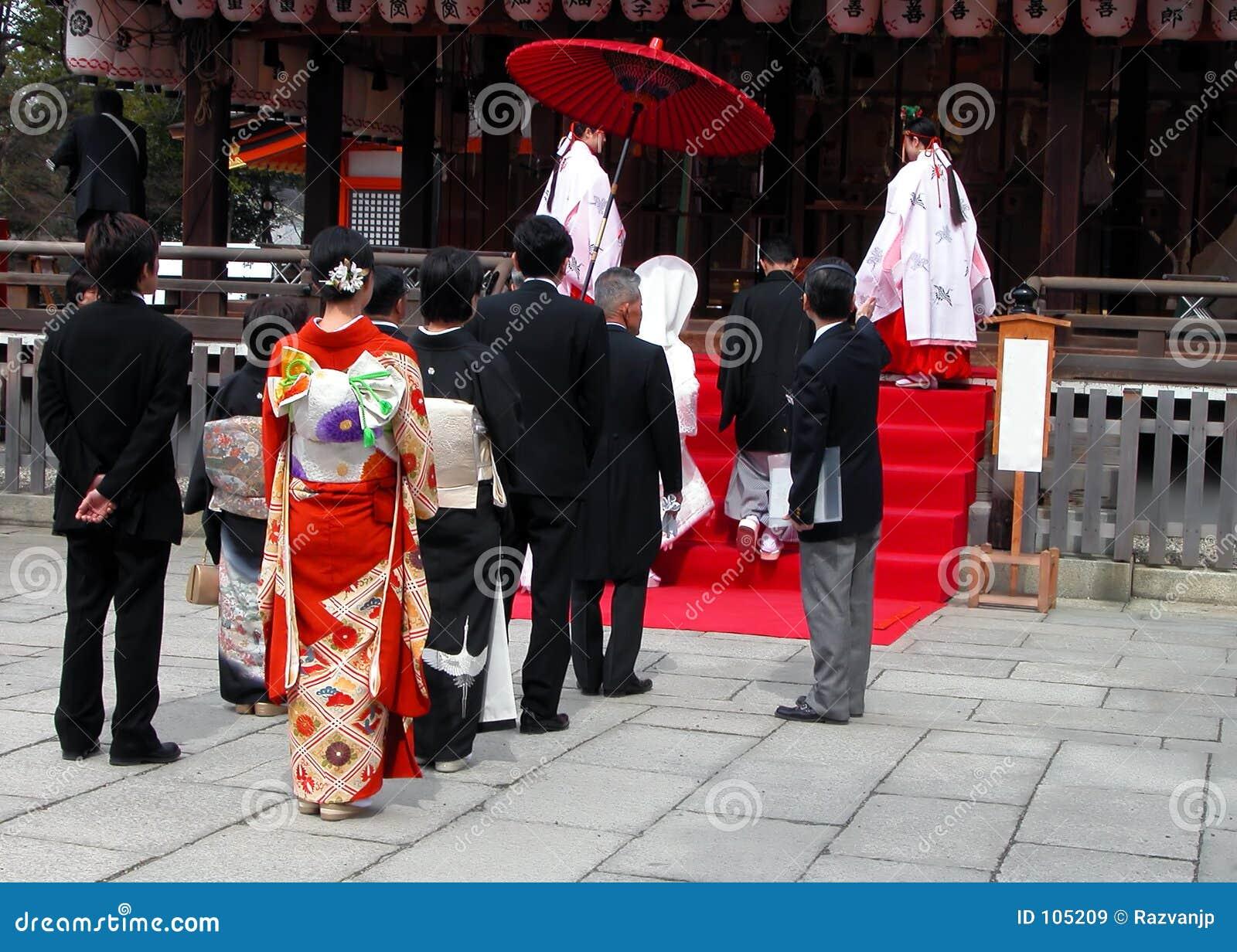 Casamento xintoísmo