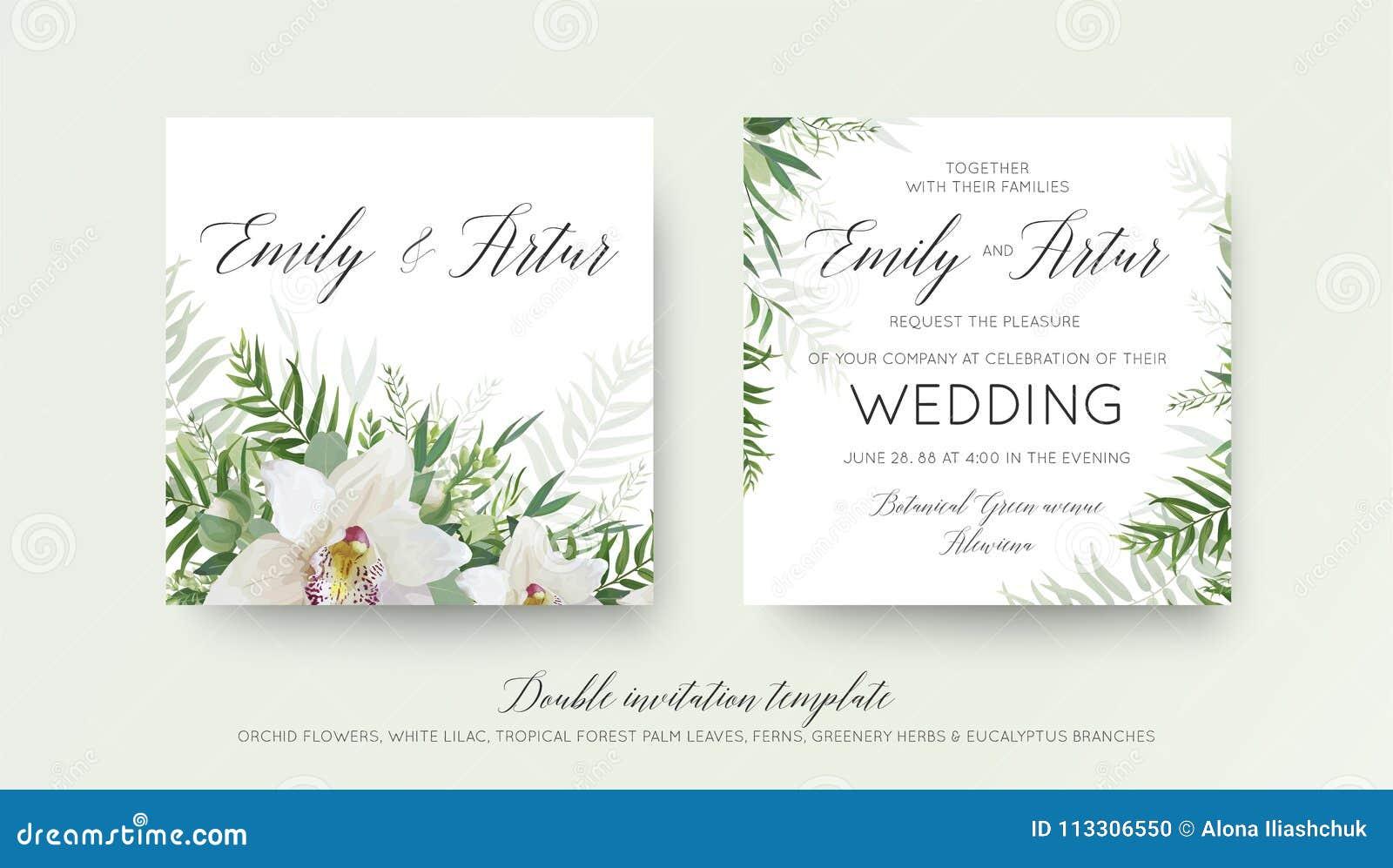 41682f2bc9659 Casandose La Invitación Doble