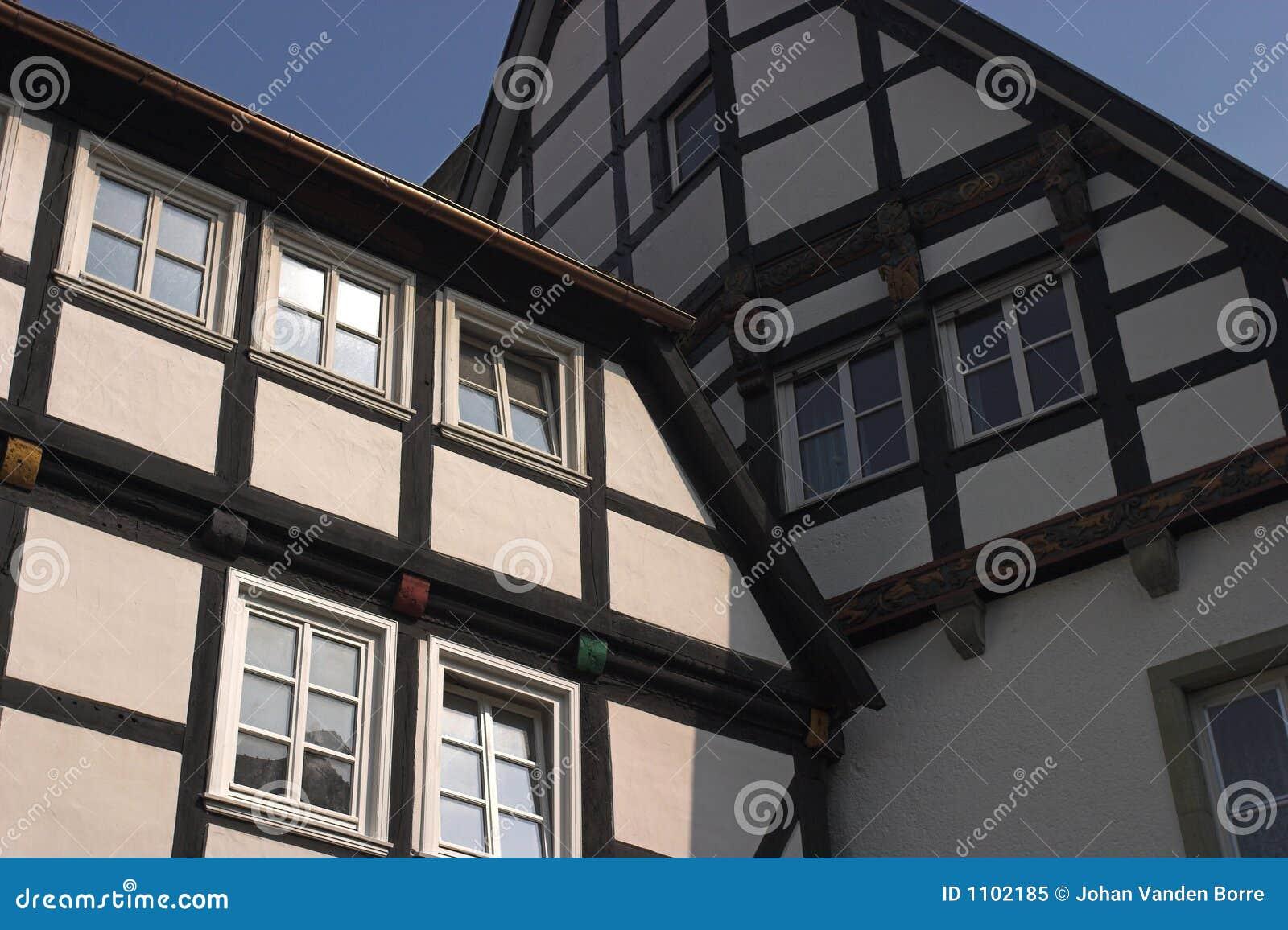 Casas prefabricadas madera casas de madera alemanas - Casas prefabricadas alemania ...
