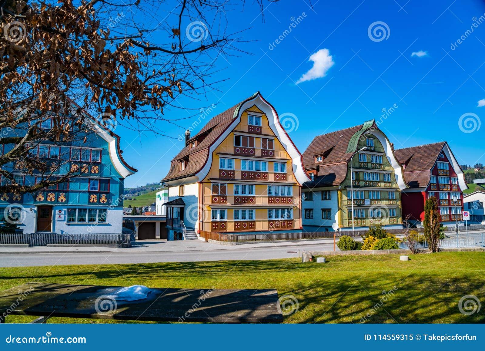 Resultado de imagen de Appenzell (pueblo)