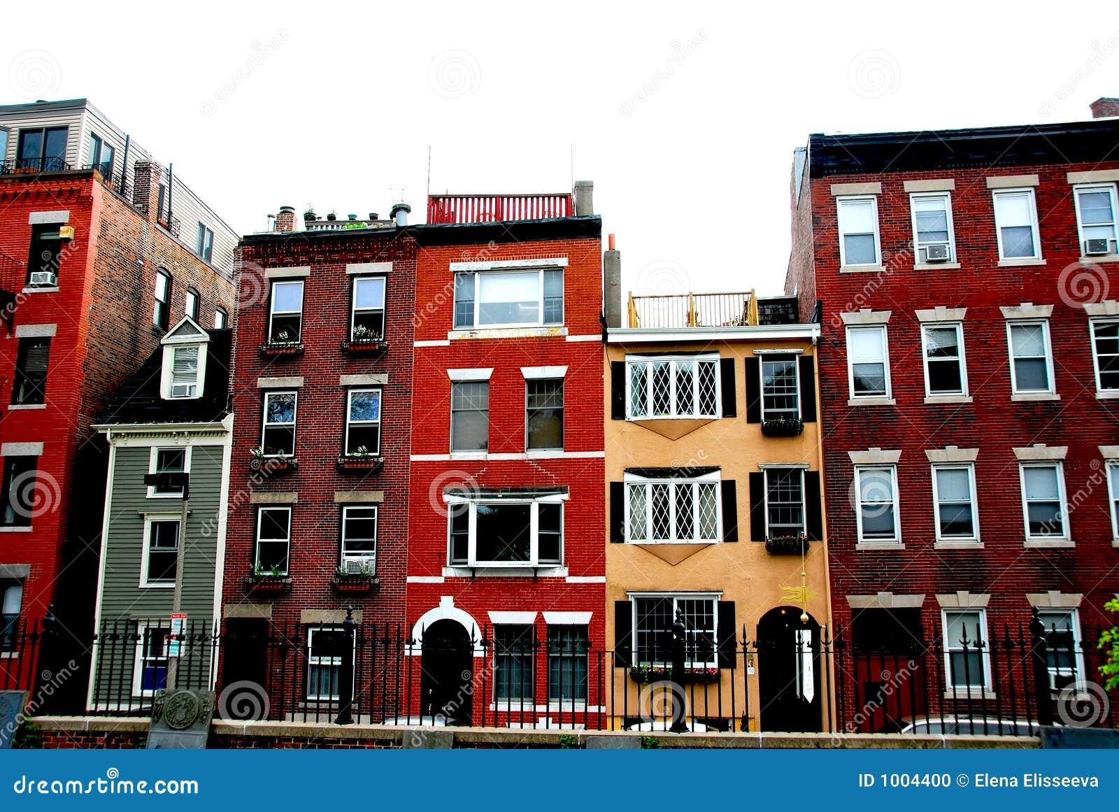Casas de Boston