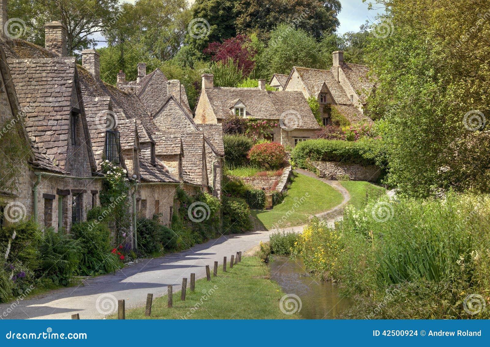 Casas simples na inglaterra