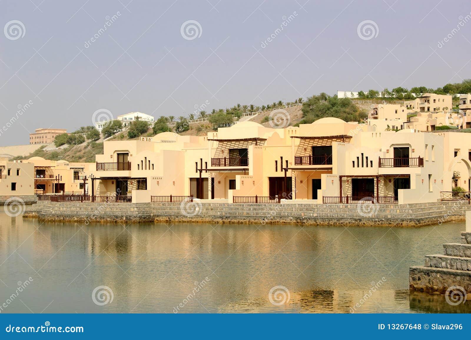 Casas de campo no hotel de luxo dubai uae fotos de stock for No 1 hotel in dubai