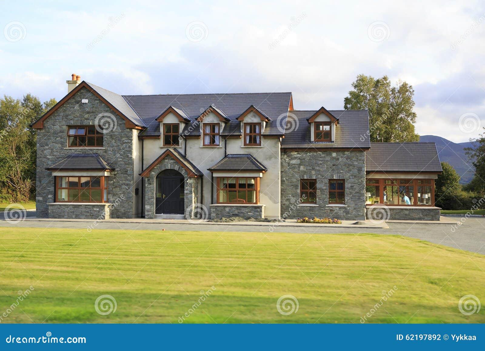 Casas de campo residenciales hermosas en irlanda for Casas de campo hermosas