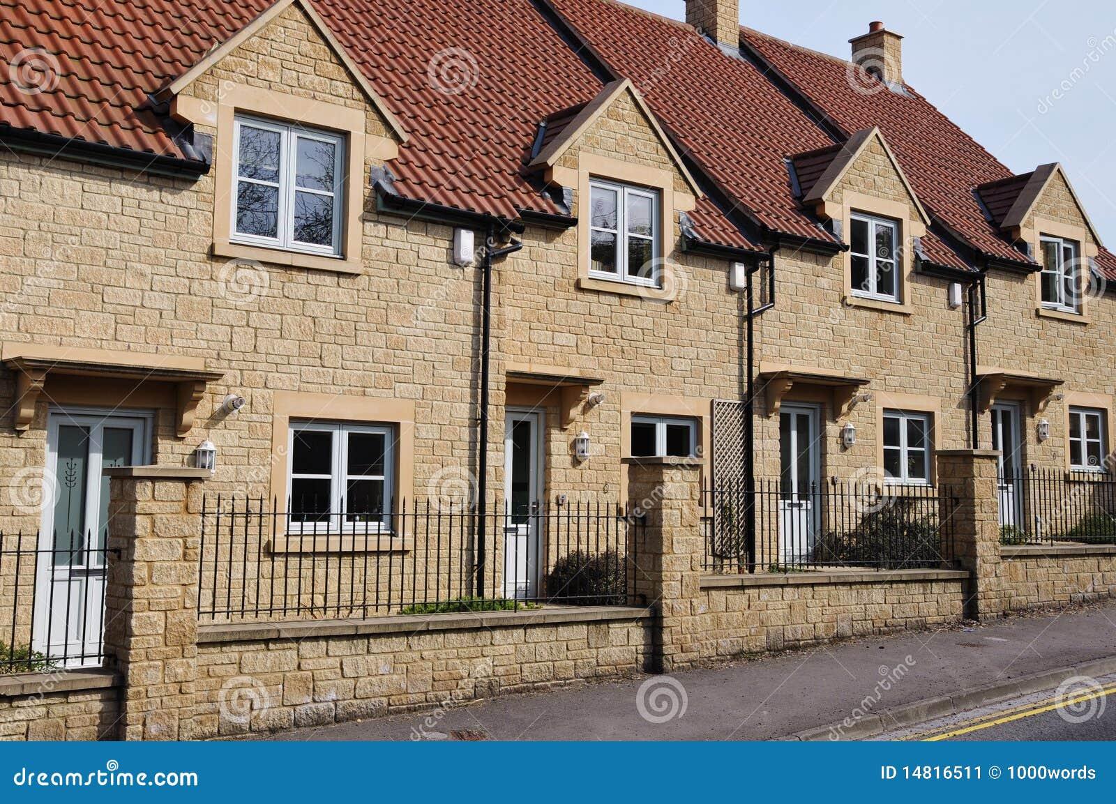 Casas de ciudad de londres imagen de archivo imagen - Apartamentos de lujo en londres ...