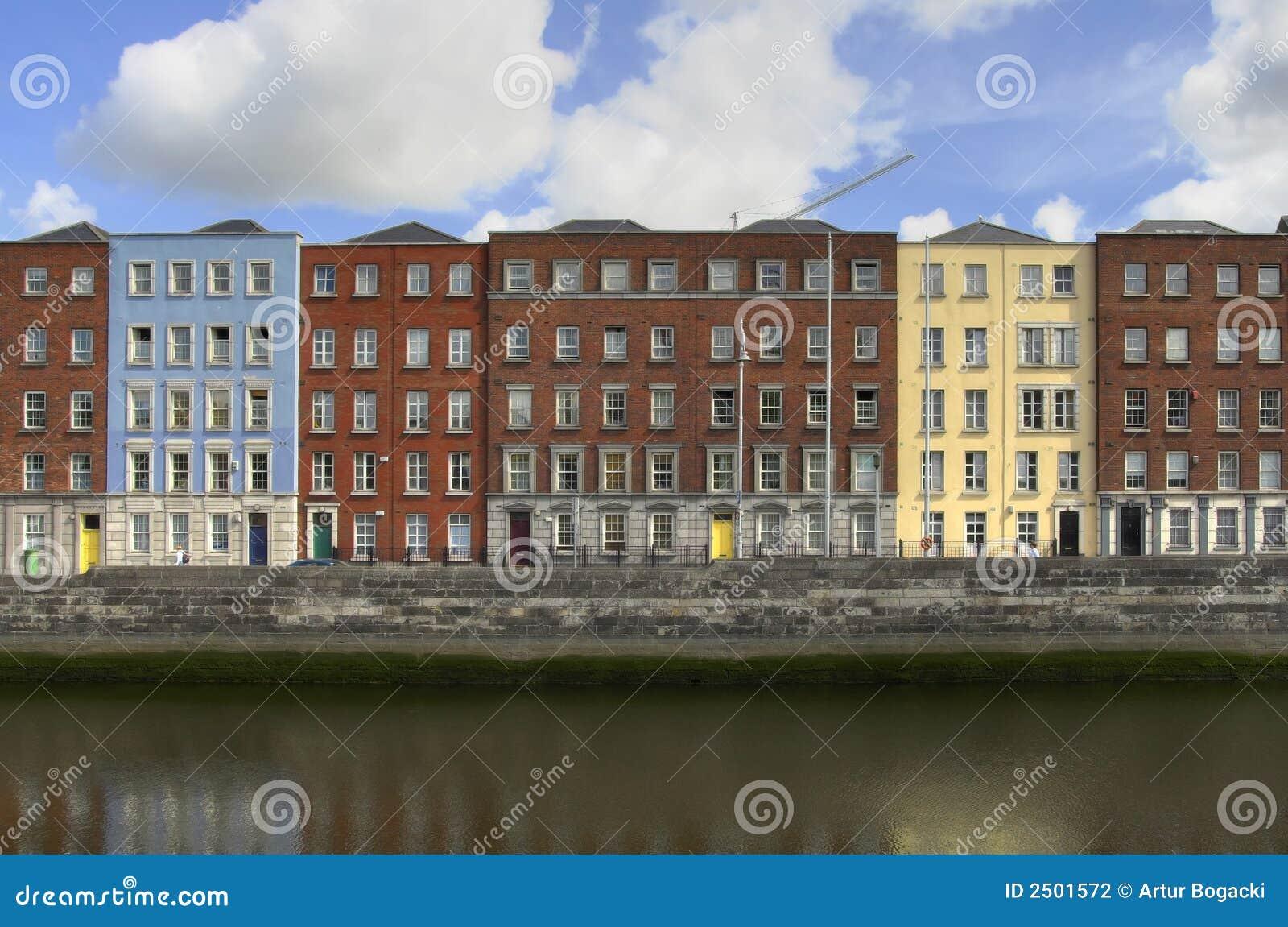 Casas de Dublín