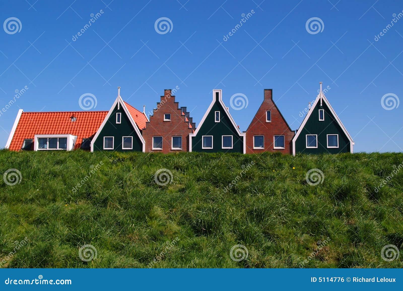 Casas de Holland