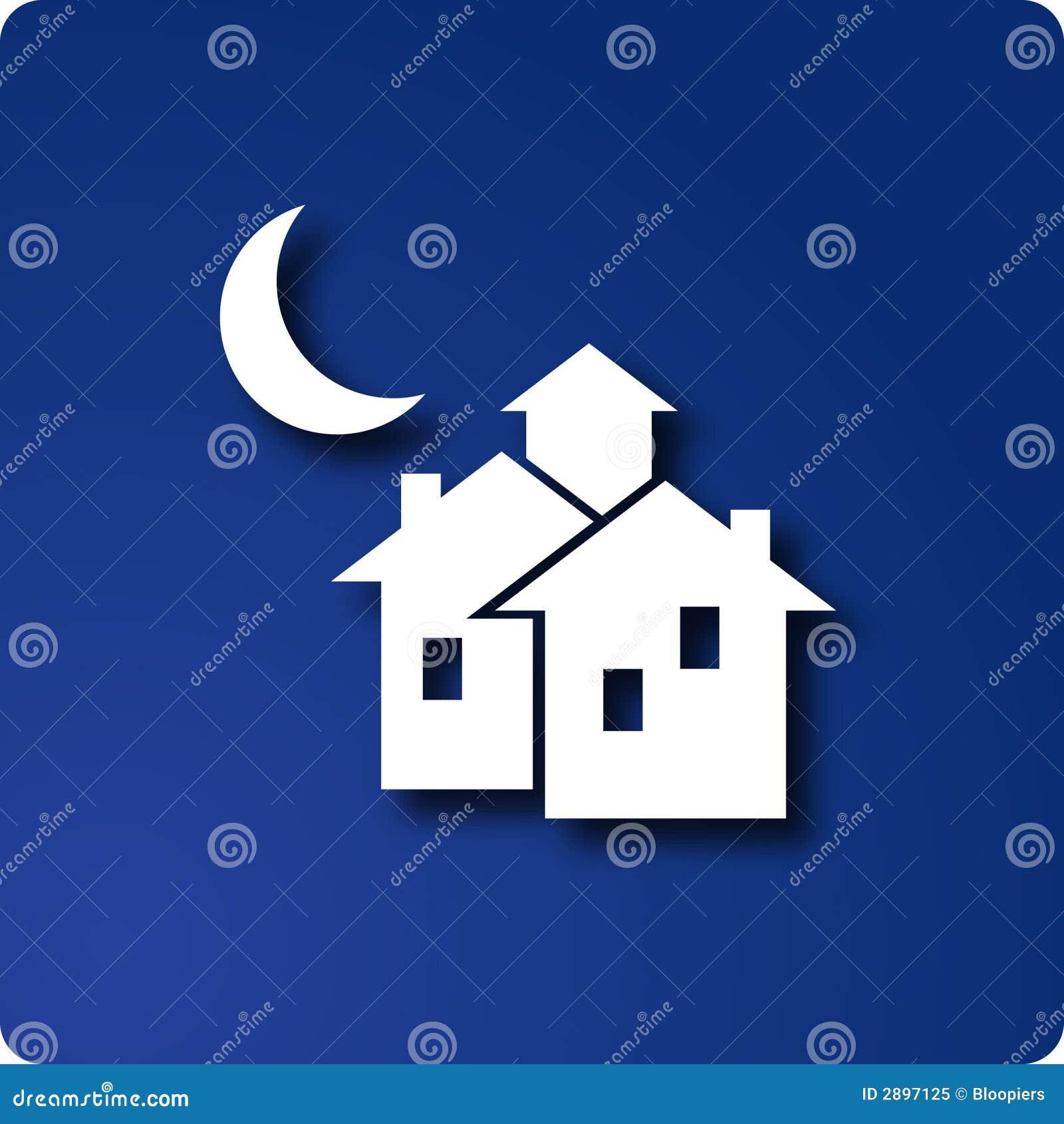 Casas de la noche