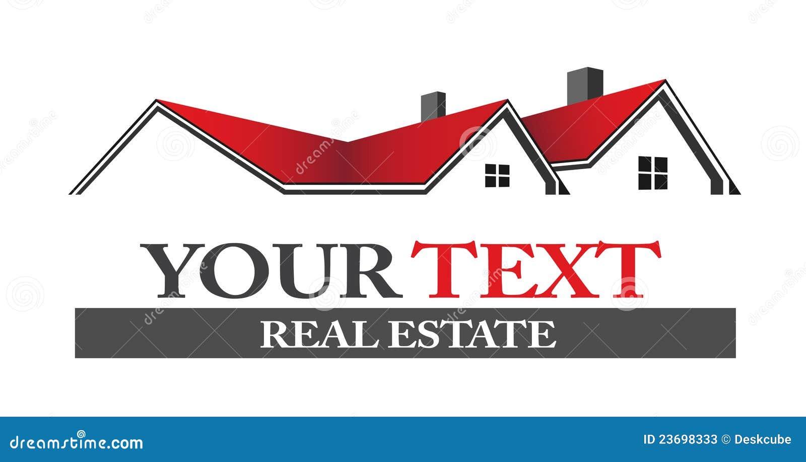 Casas de las propiedades inmobiliarias fotos de archivo for Casas inmobiliaria