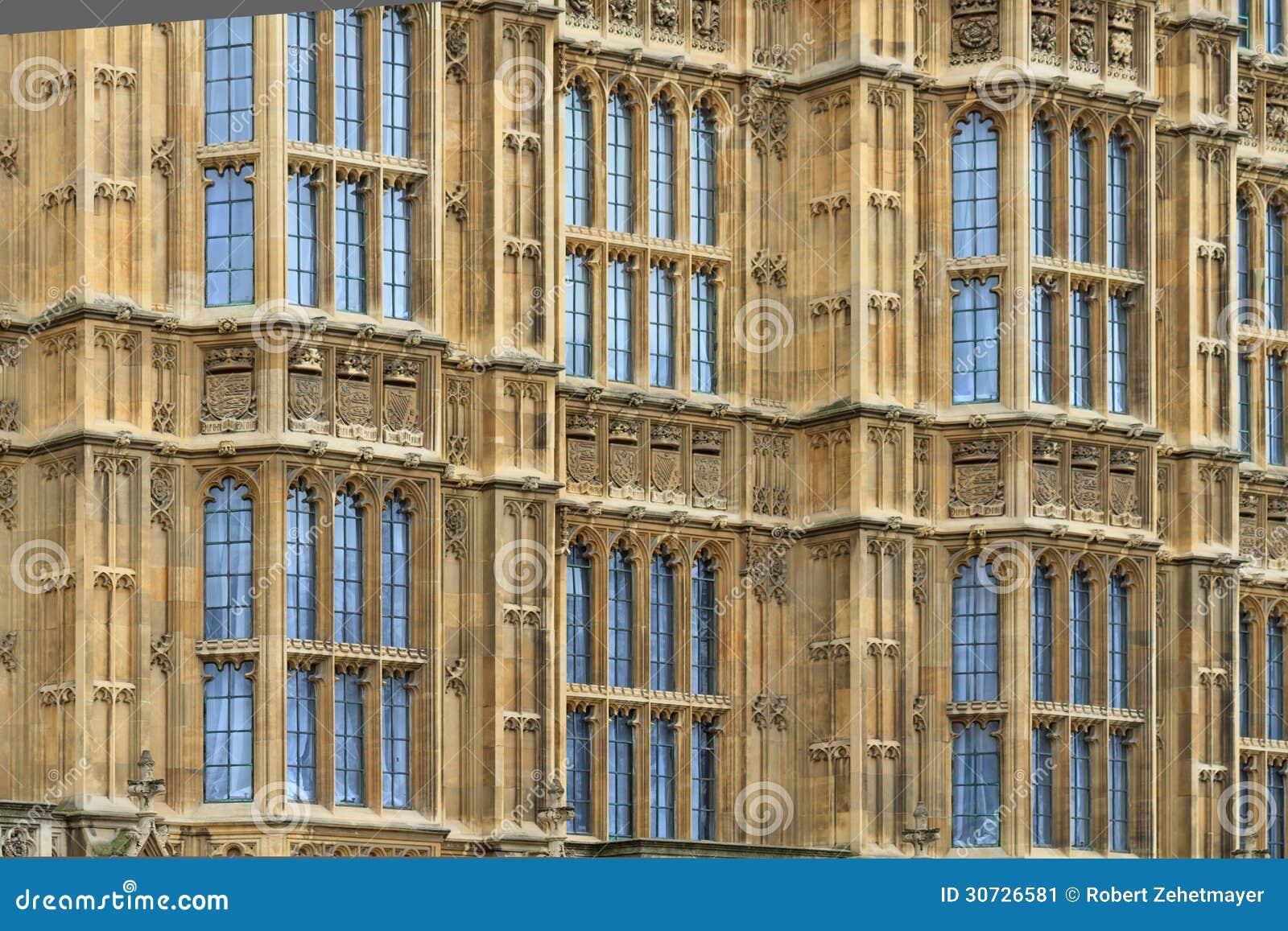 Casas de los detalles de la fachada del parlamento fondo - Detalles para la casa ...