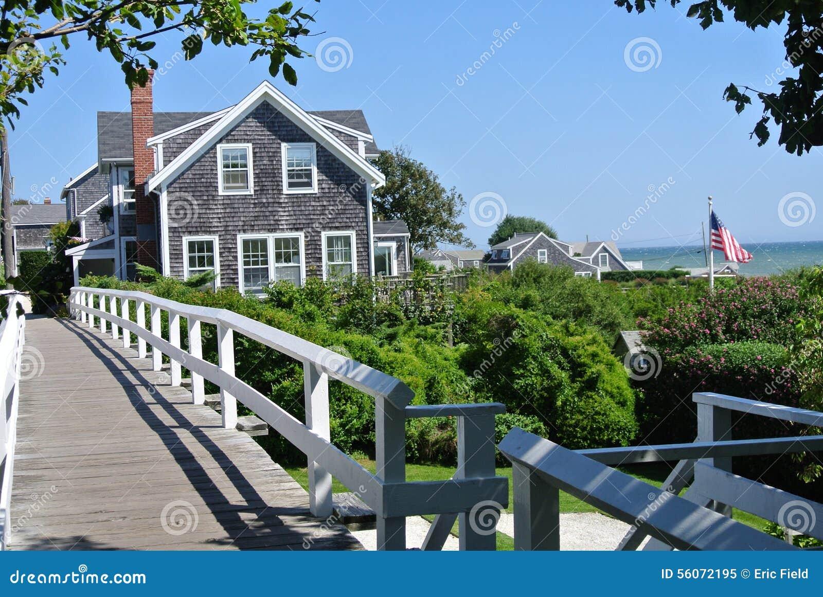 Casas de Nantucket