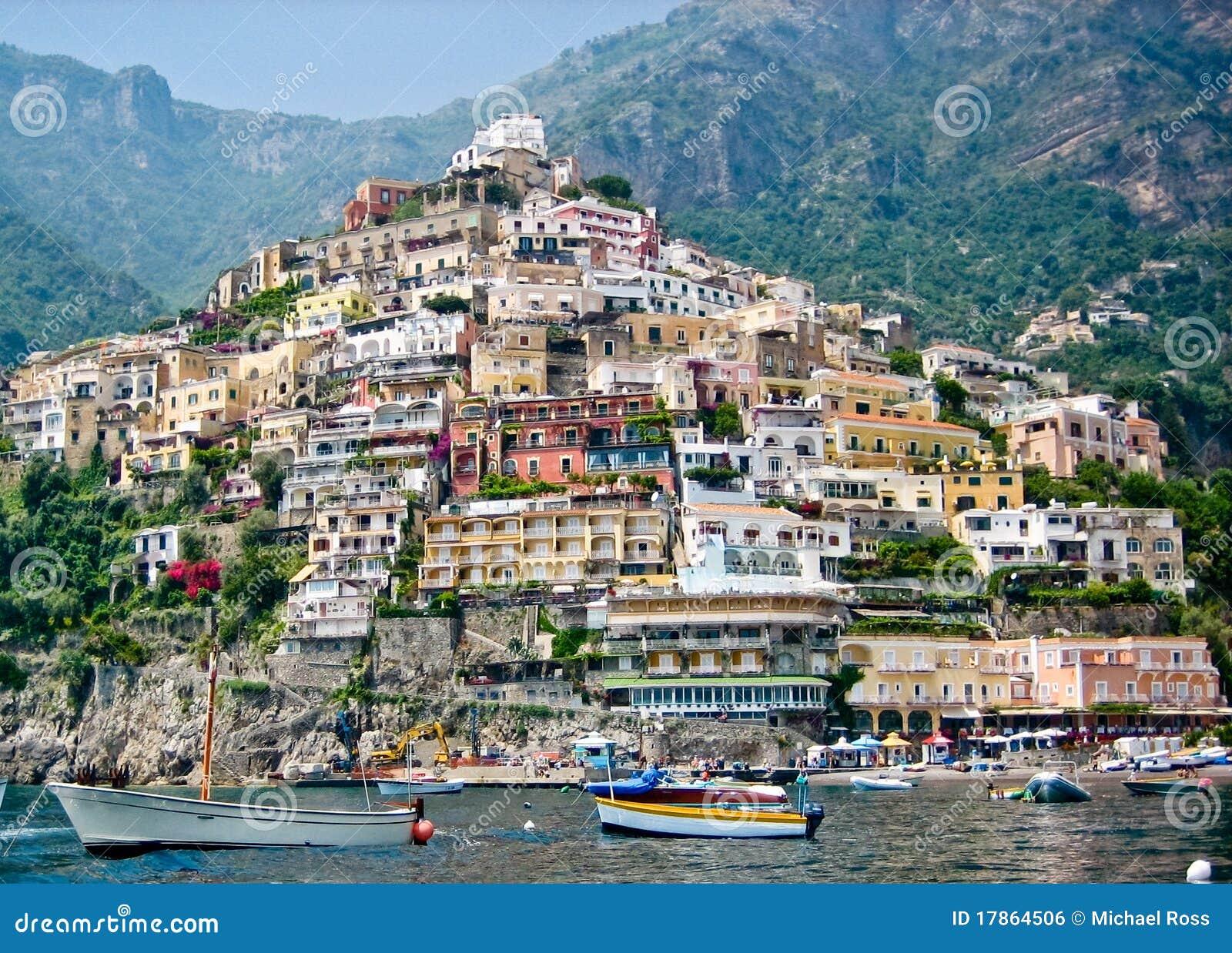 Casas de Positano