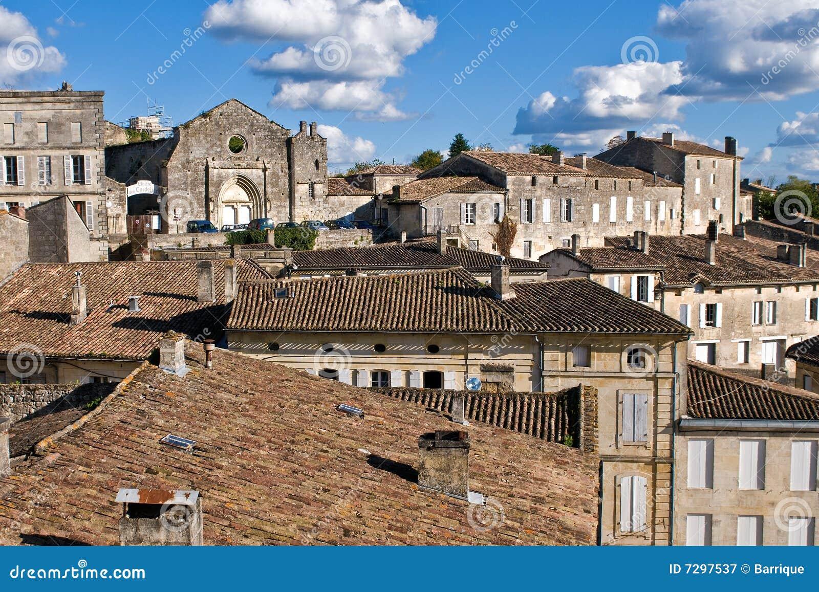 Casas de Saint Emilion