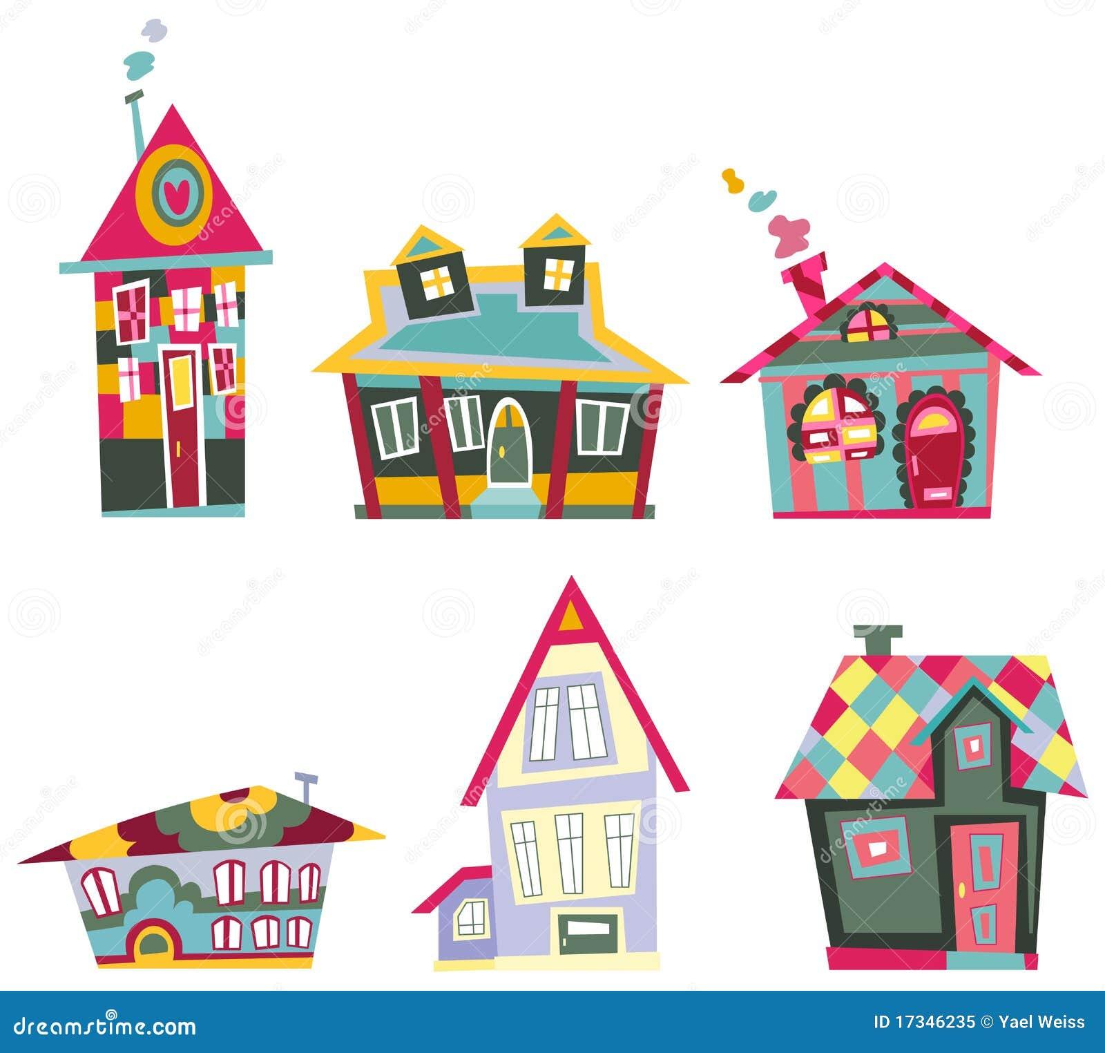 Casas decorativas