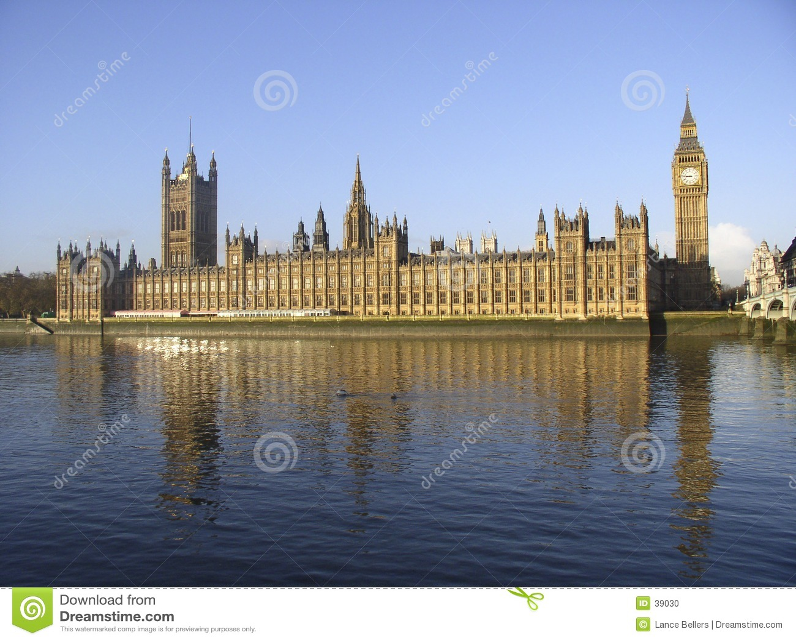 Download Casas del parlamento foto de archivo. Imagen de londres - 39030
