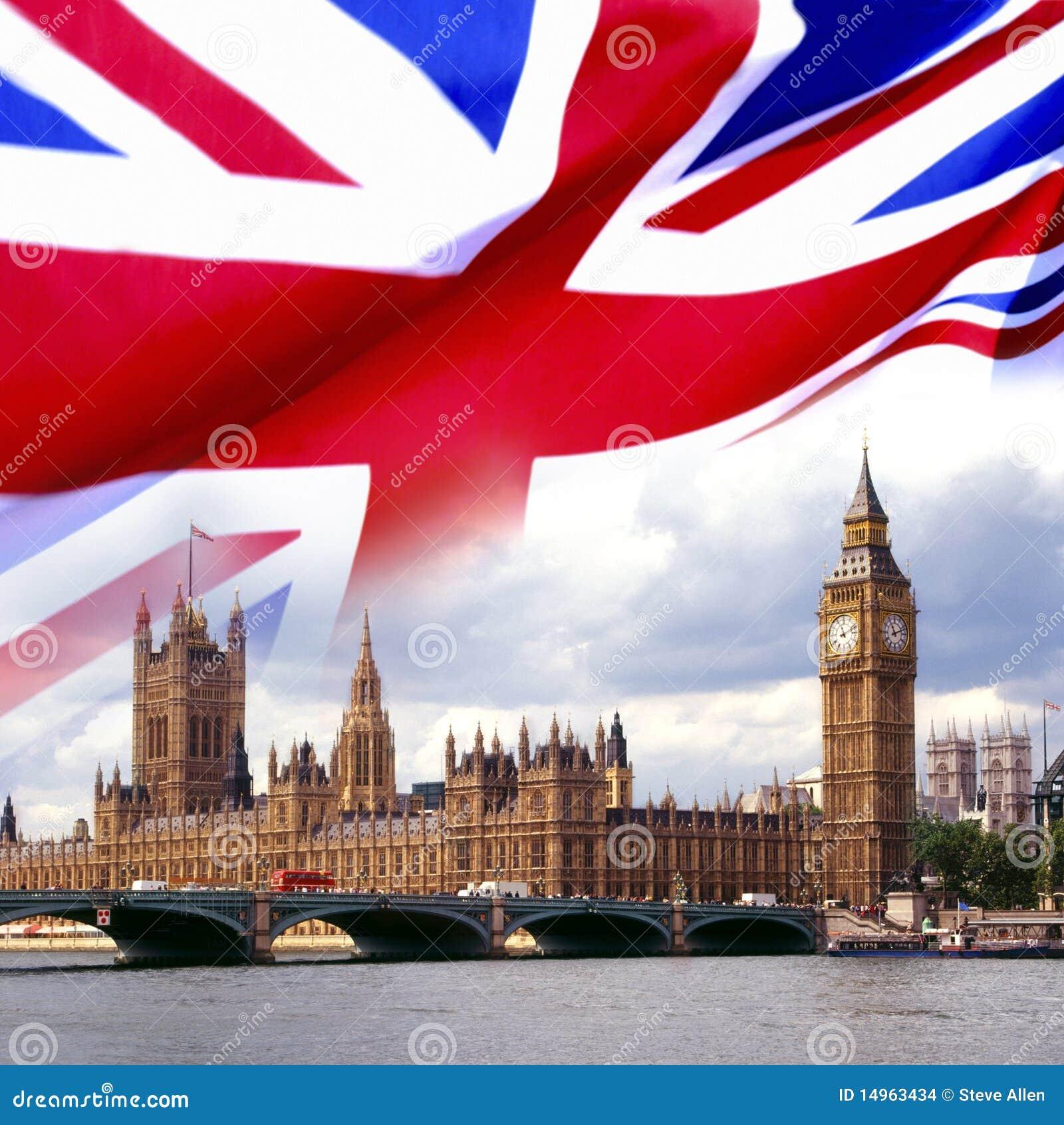 Casas do parlamento - Londres