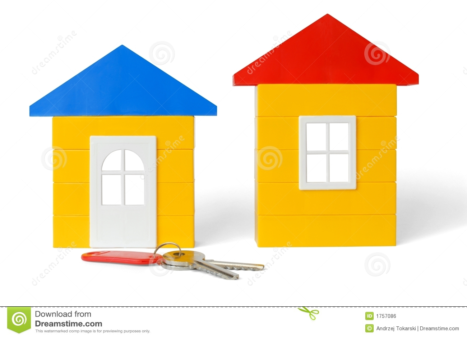 Casas e chaves