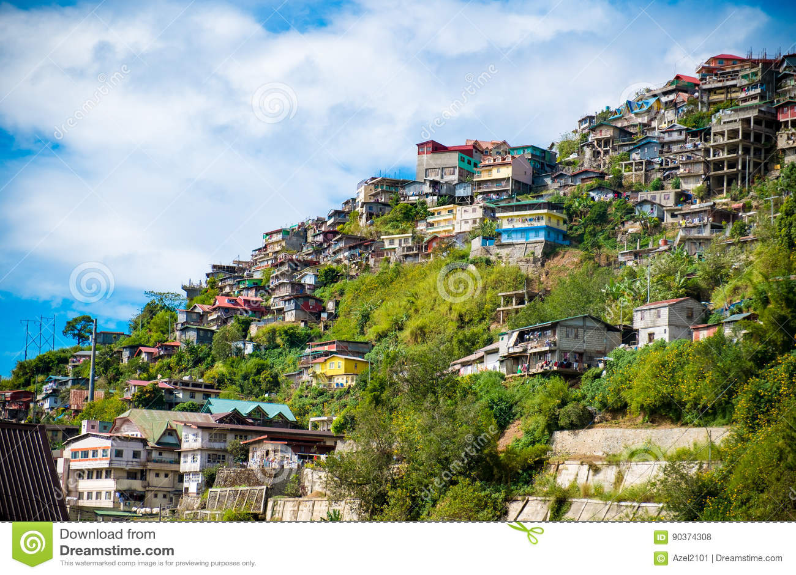 Casas em Baguio