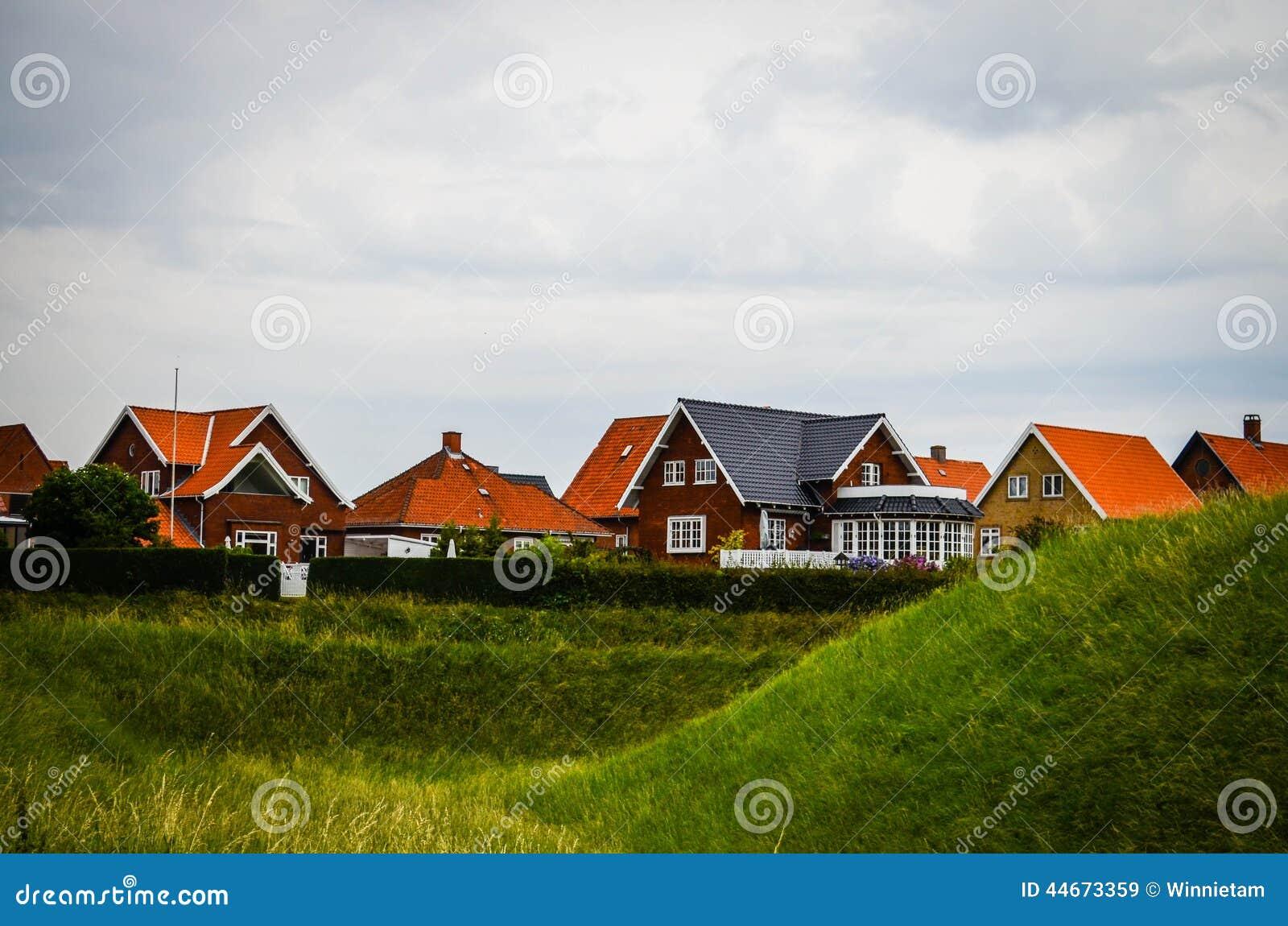 Casas em Dinamarca