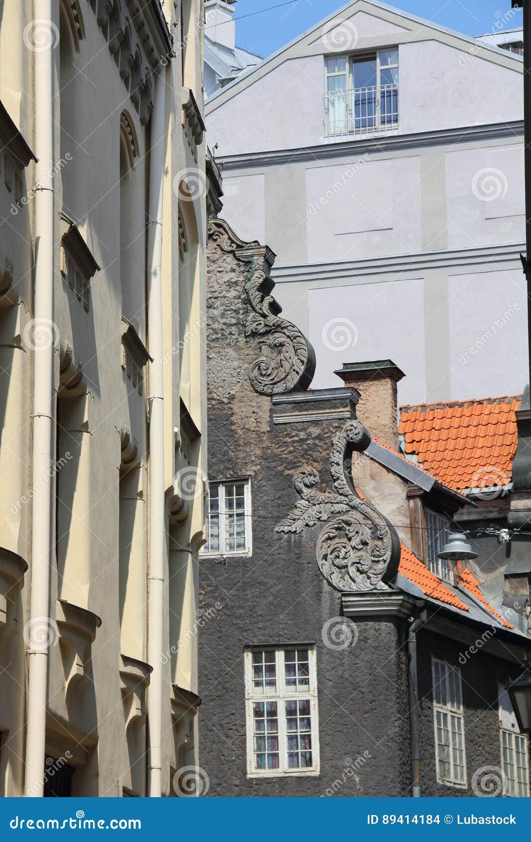 Casas em Riga