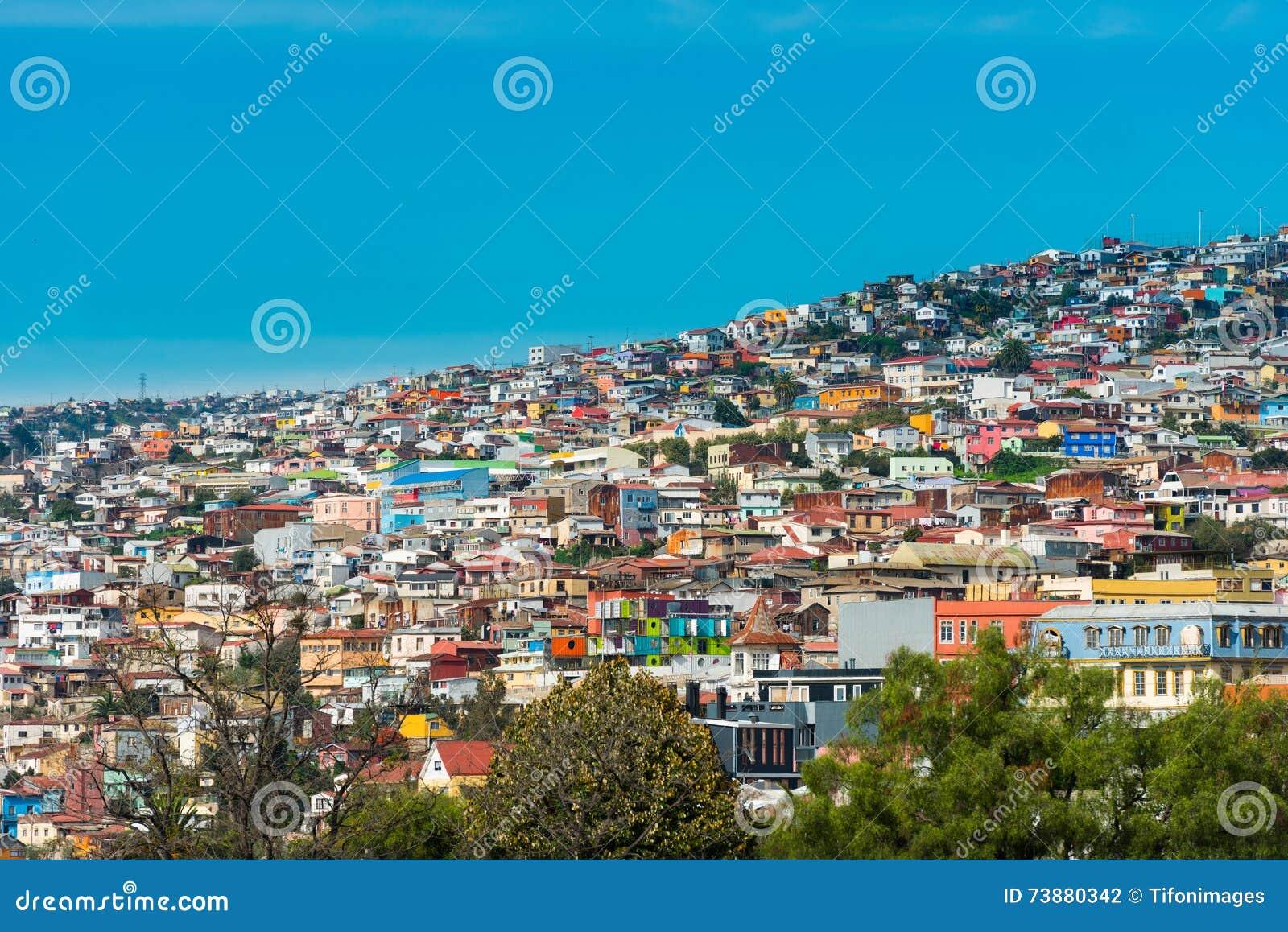 Casas em Valparaiso